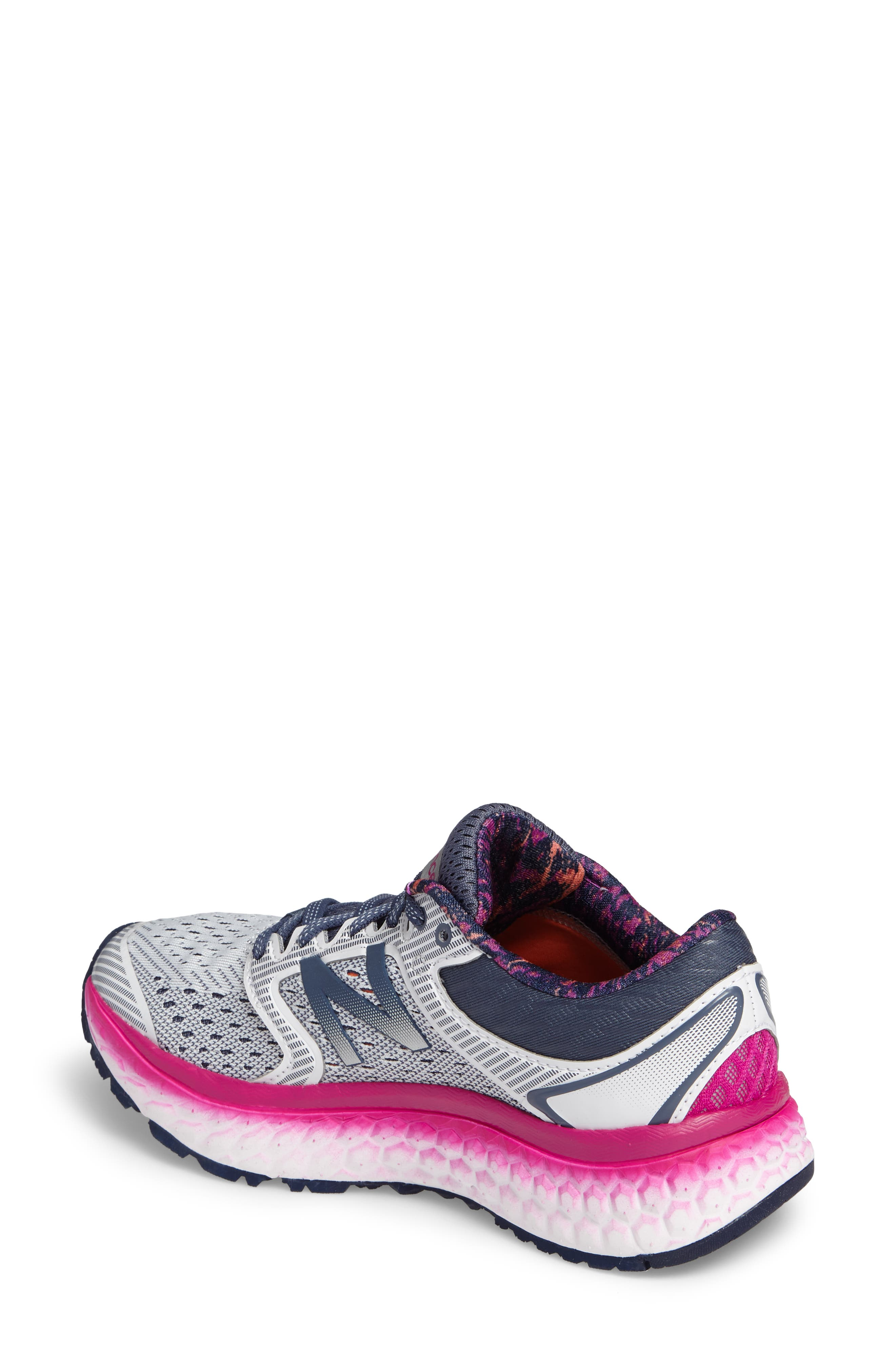'1080' Running Shoe,                             Alternate thumbnail 2, color,                             Arctic Fox