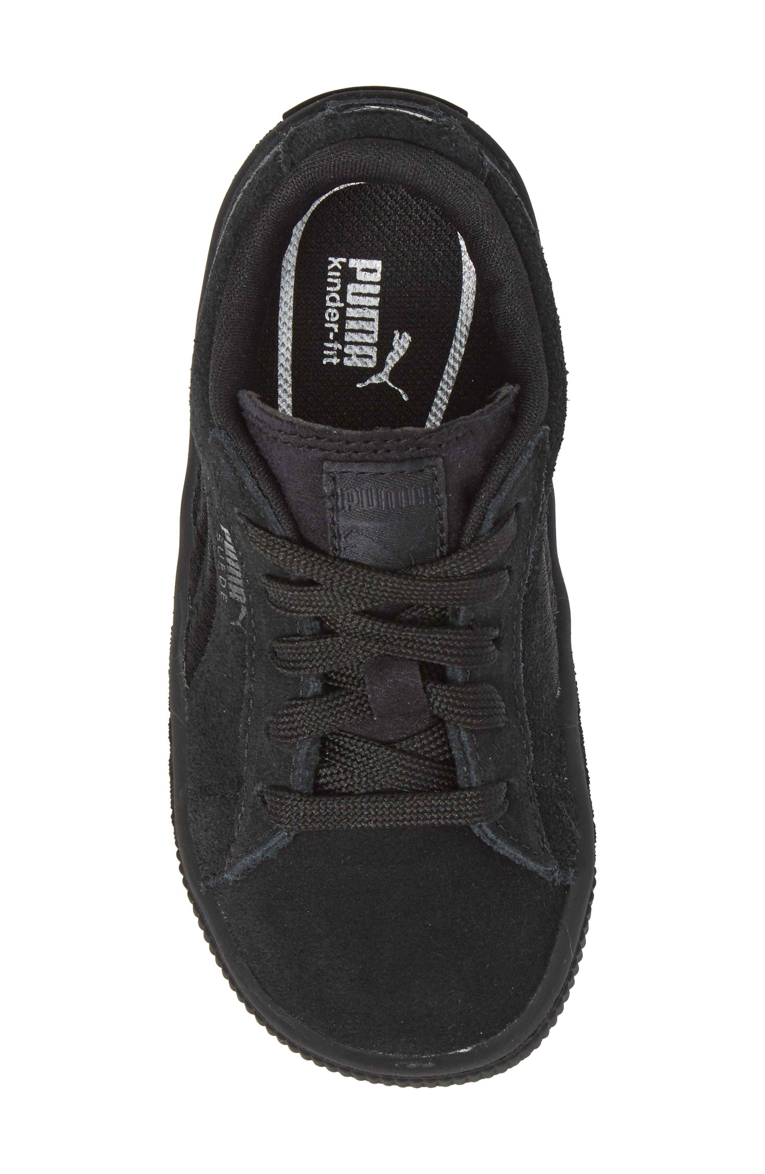 Alternate Image 5  - PUMA Suede Classic Sneaker (Baby, Walker & Toddler)
