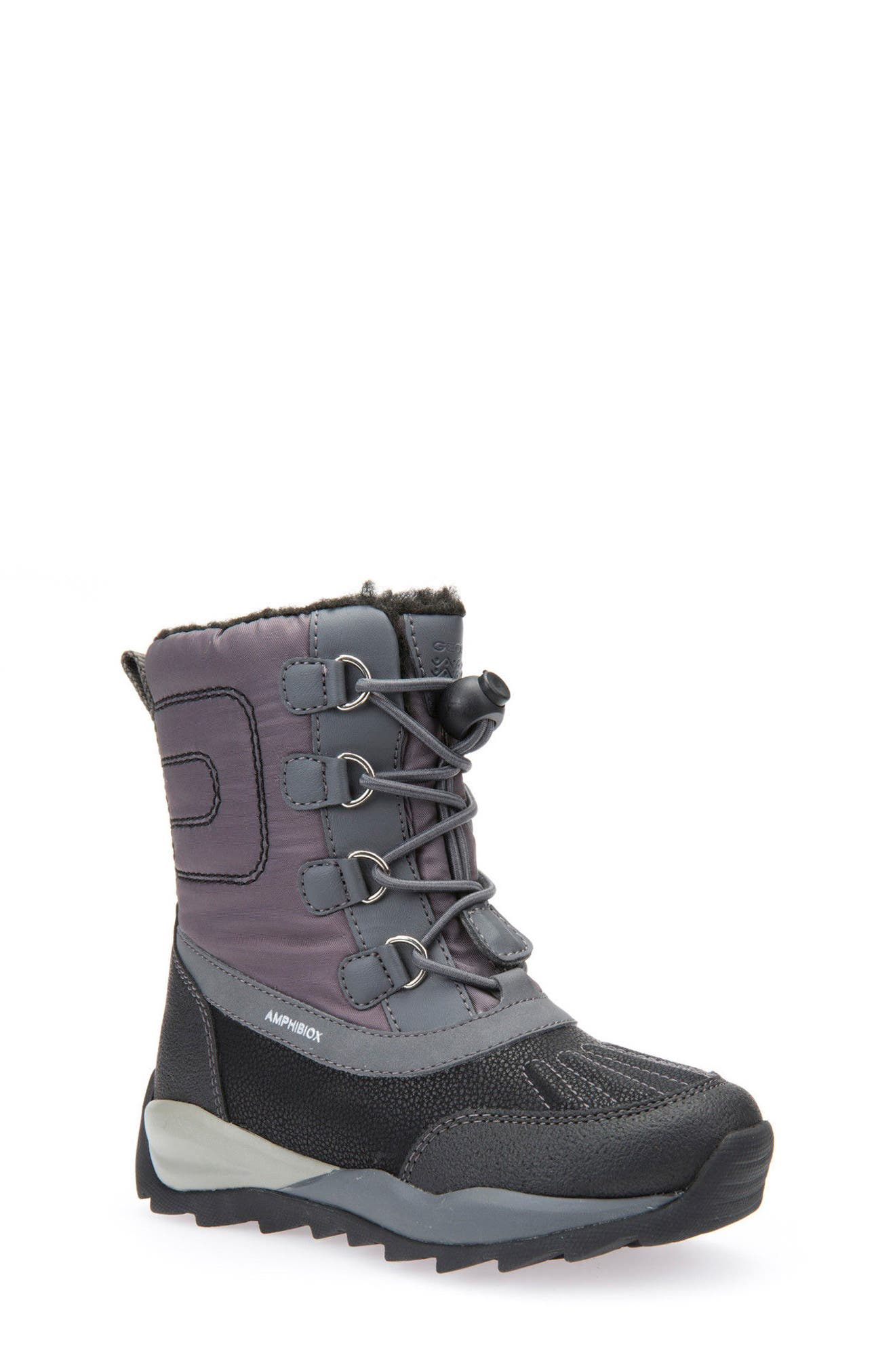 Geox 'Orizont - ABX' Waterproof Boot (Toddler, Little Kid & Big Kid)