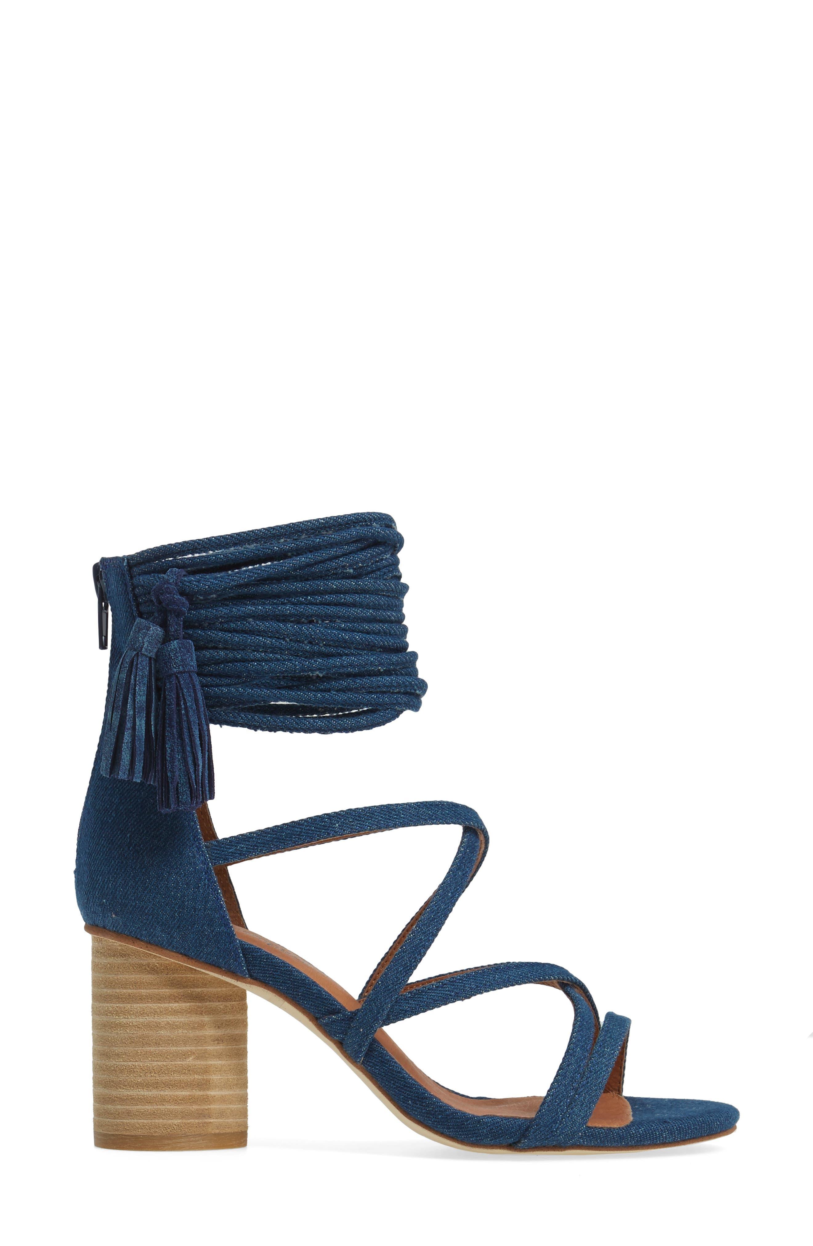 Alternate Image 3  - Jeffrey Campbell 'Despina' Strappy Sandal (Women)