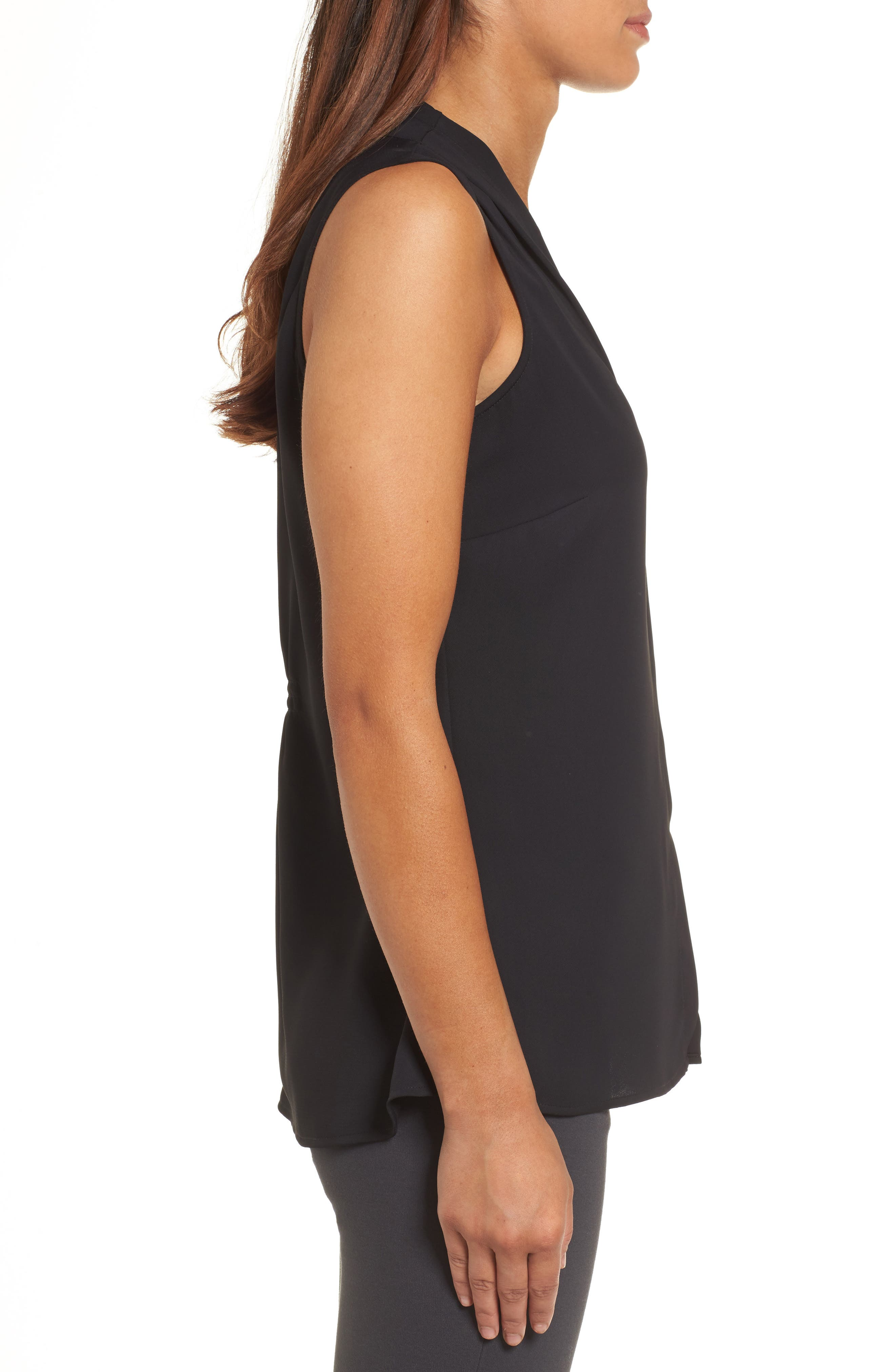 Day to Night Top,                             Alternate thumbnail 3, color,                             Black Onyx