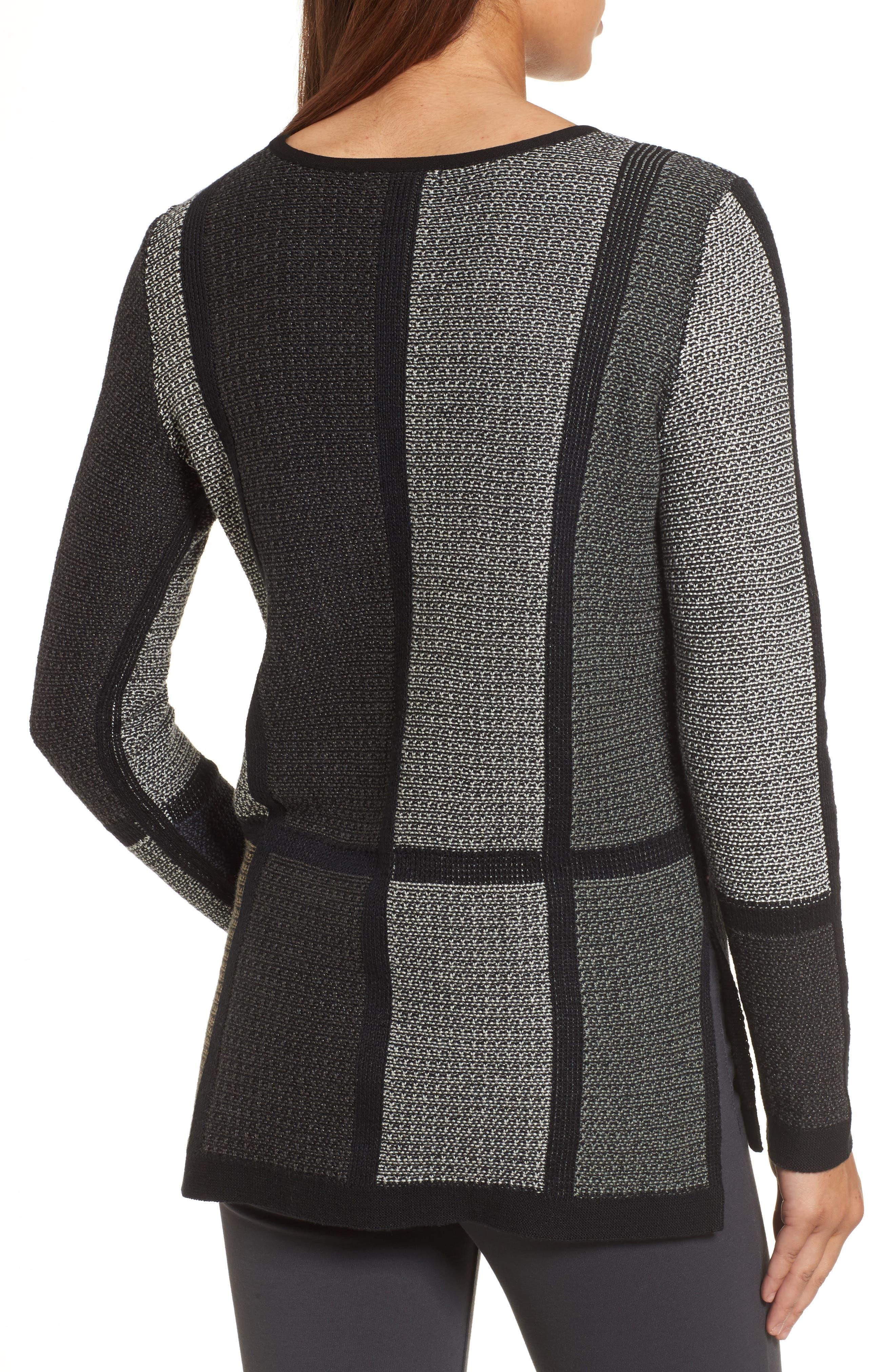 Alternate Image 2  - NIC+ZOE Around the Block Sweater (Regular & Petite)
