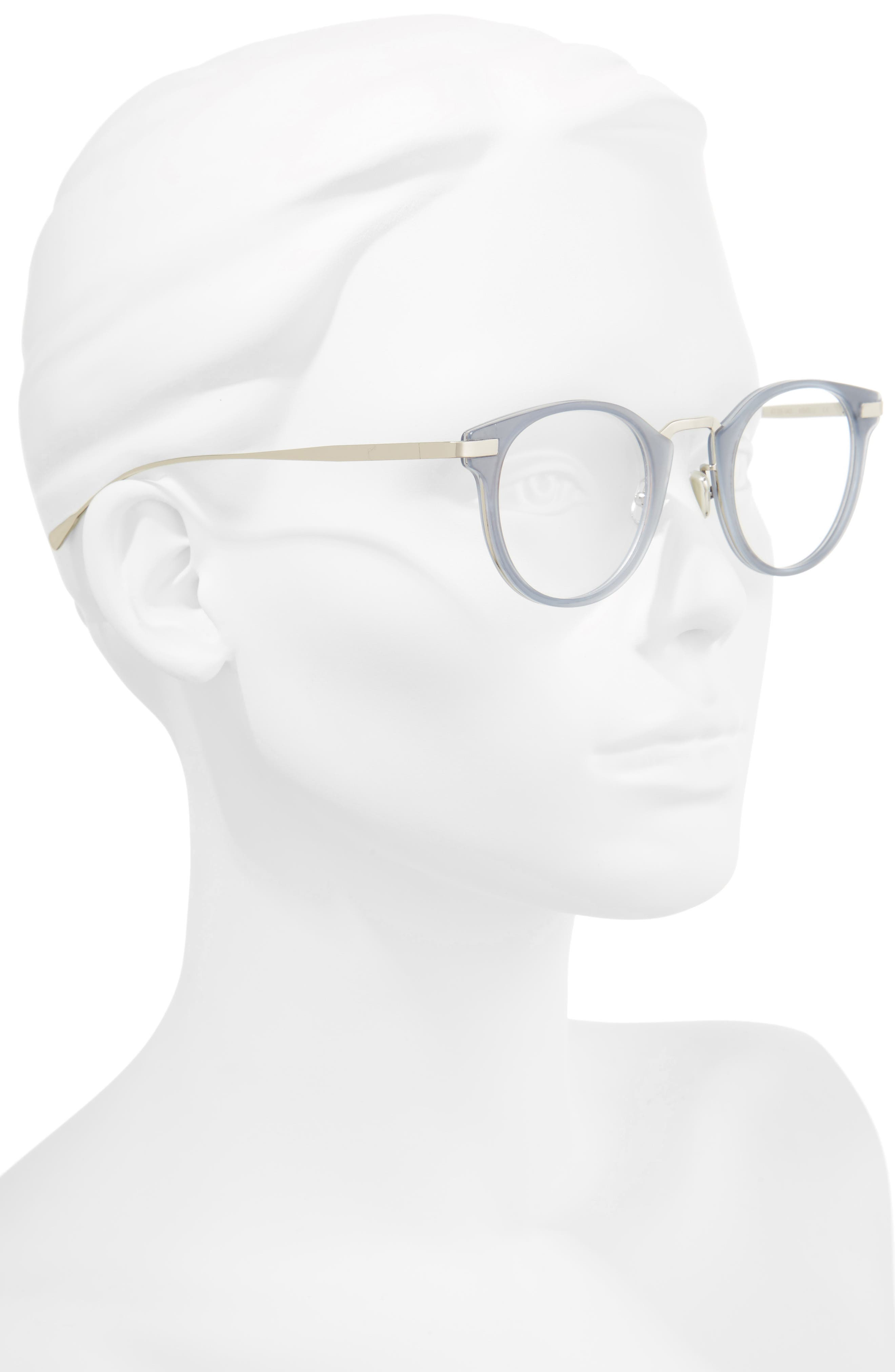 Alternate Image 2  - Derek Lam 47mm Optical Glasses