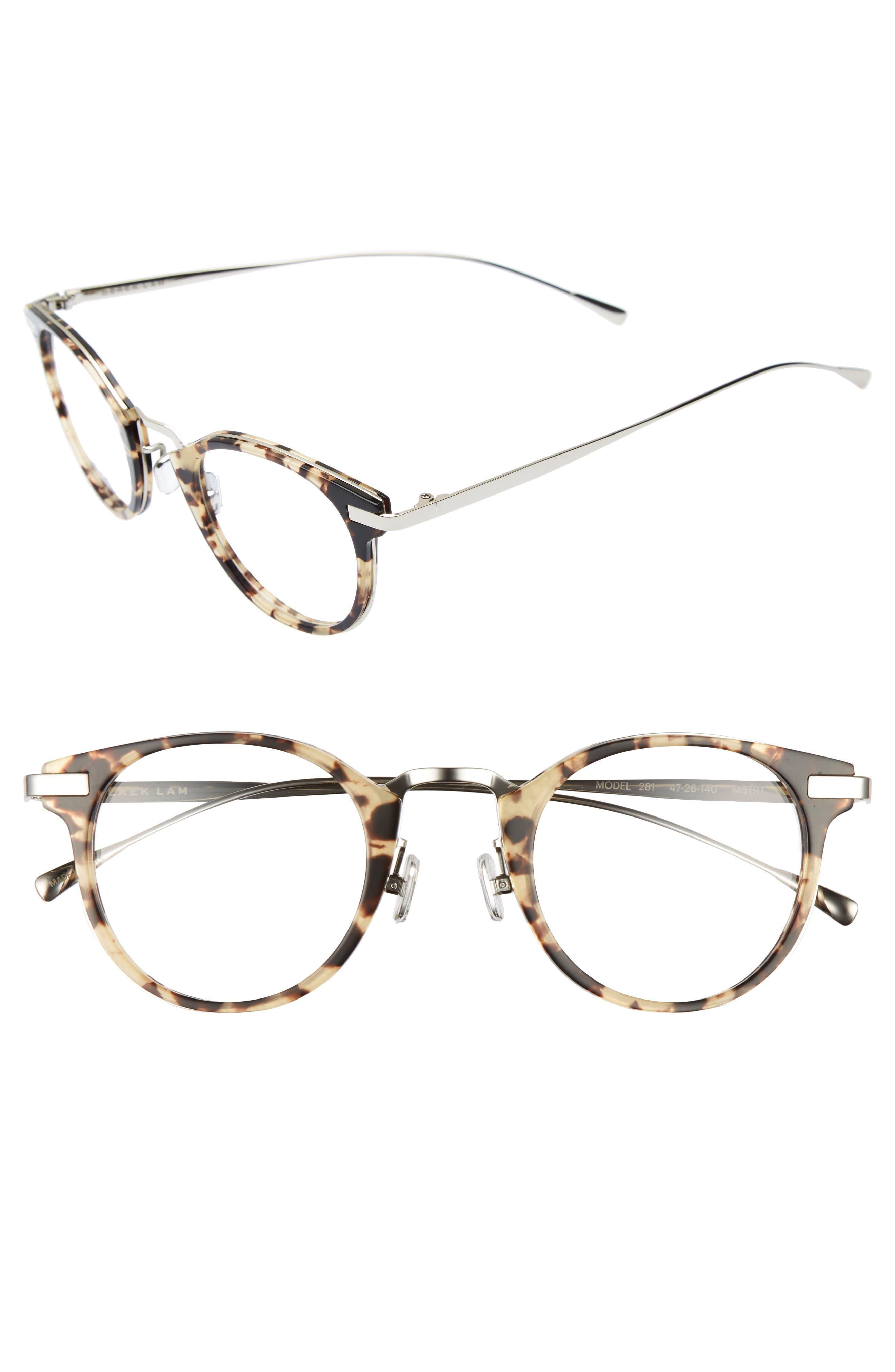Alternate Image 1 Selected - Derek Lam 47mm Optical Glasses