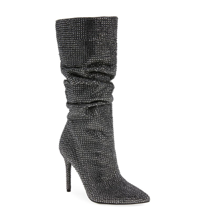 Jessica Simpson Layzer Embellished Slouch Boot Women
