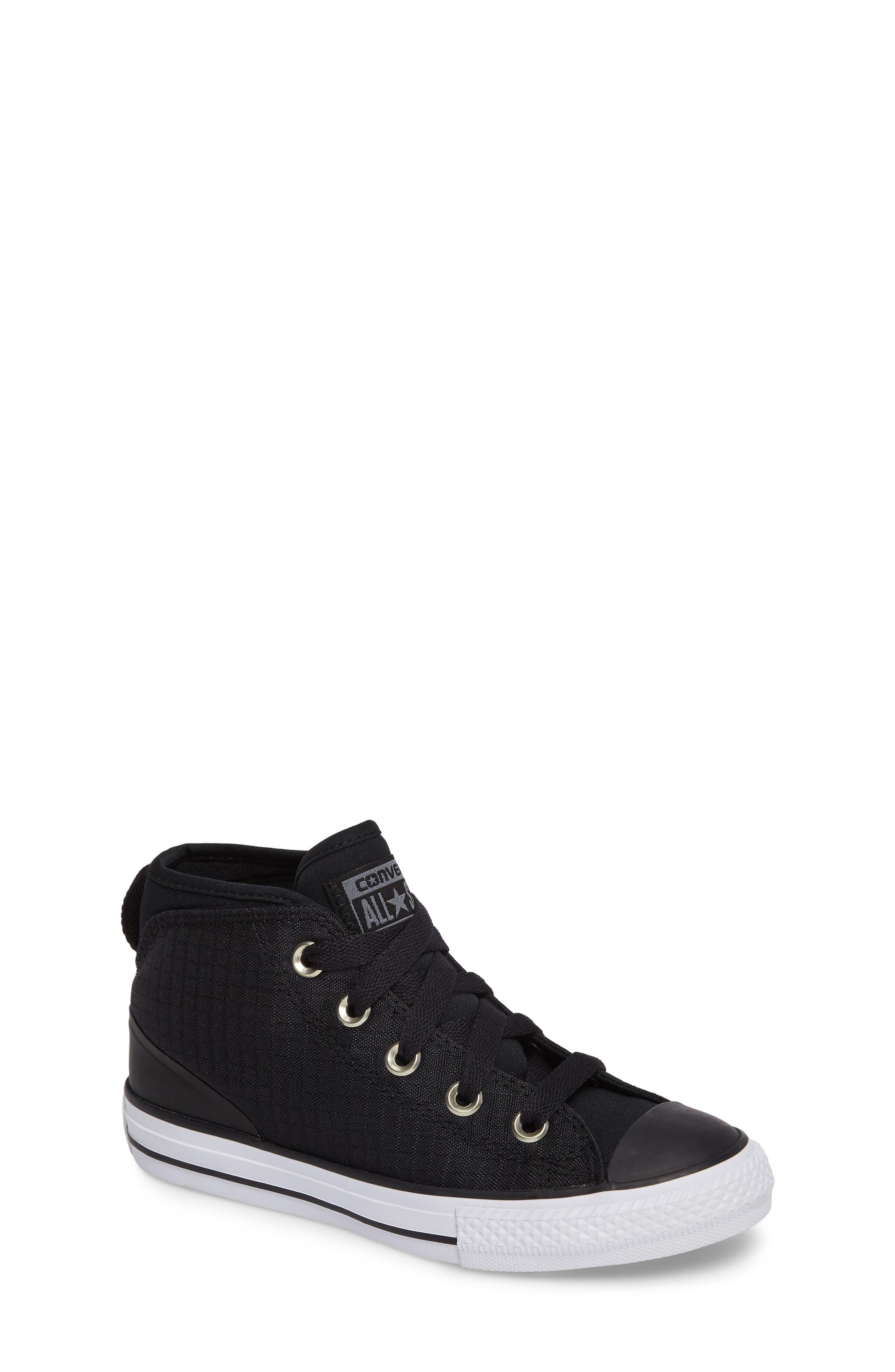 Converse Chuck Taylor® All Star® Syde Street High Top Sneaker (Toddler, Little Kid & Big Kid)