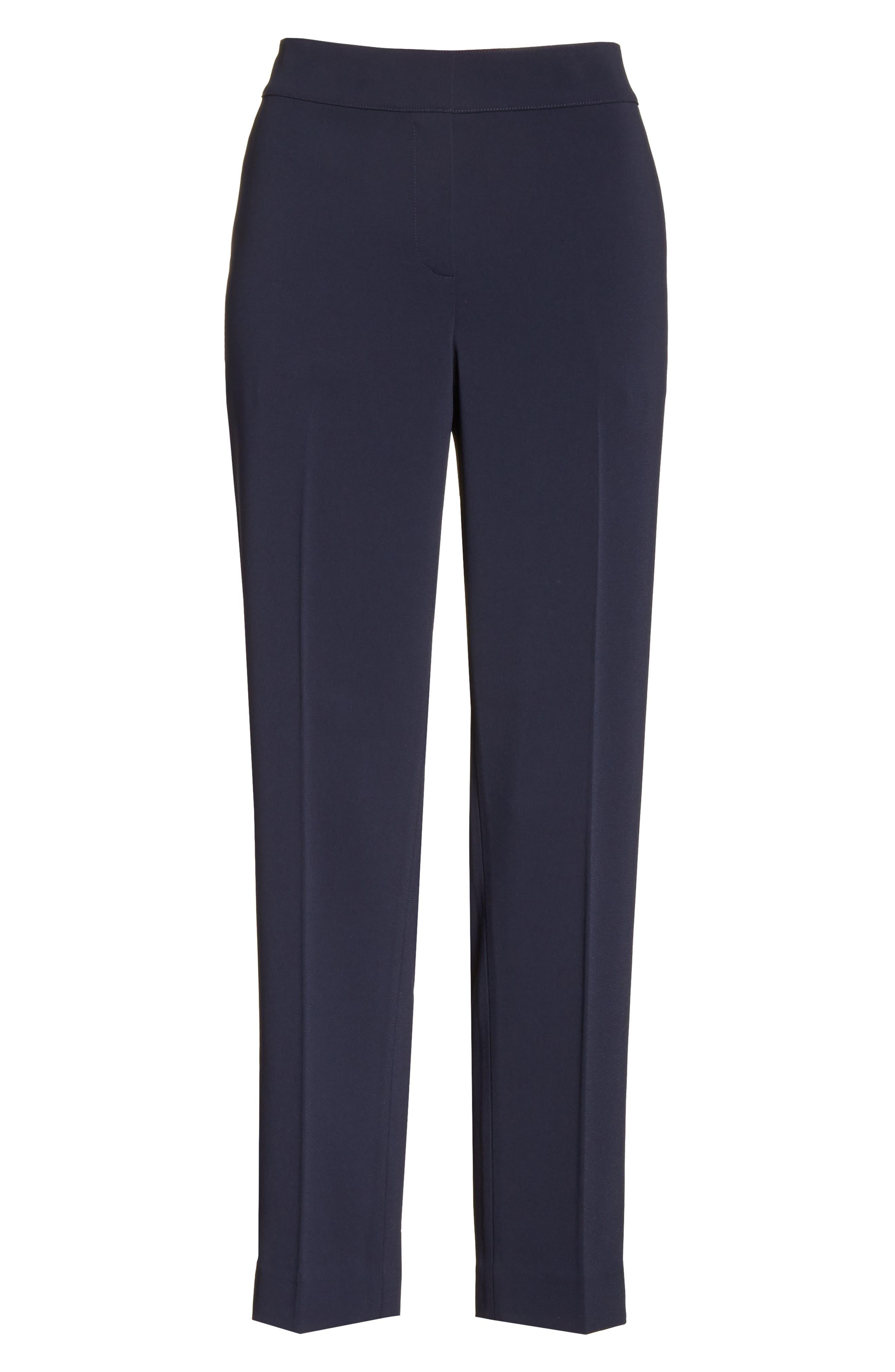 Alternate Image 6  - St. John Collection Emma Classic Cady Pants