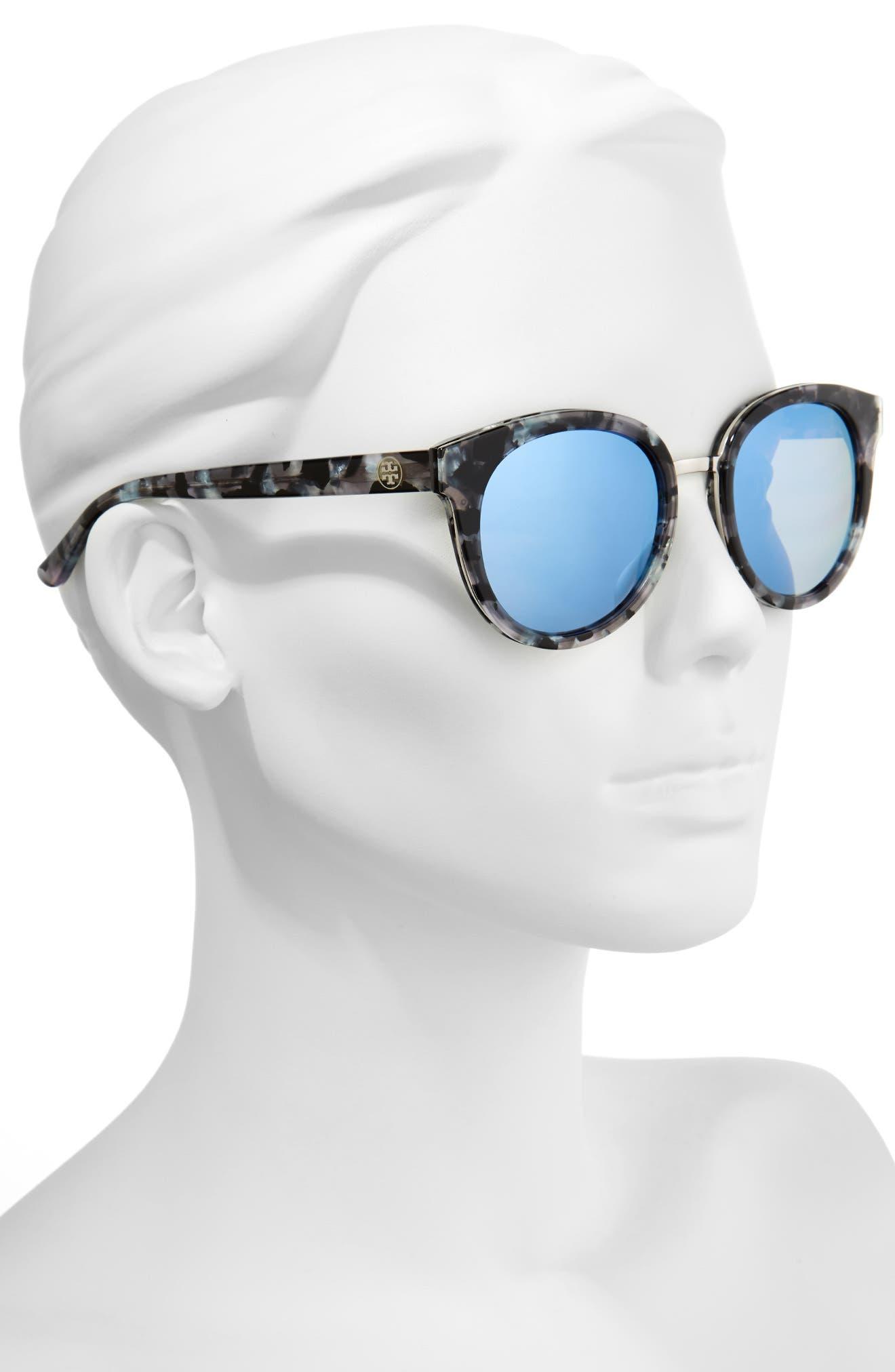 Alternate Image 2  - Tory Burch 53mm Polarized Sunglasses