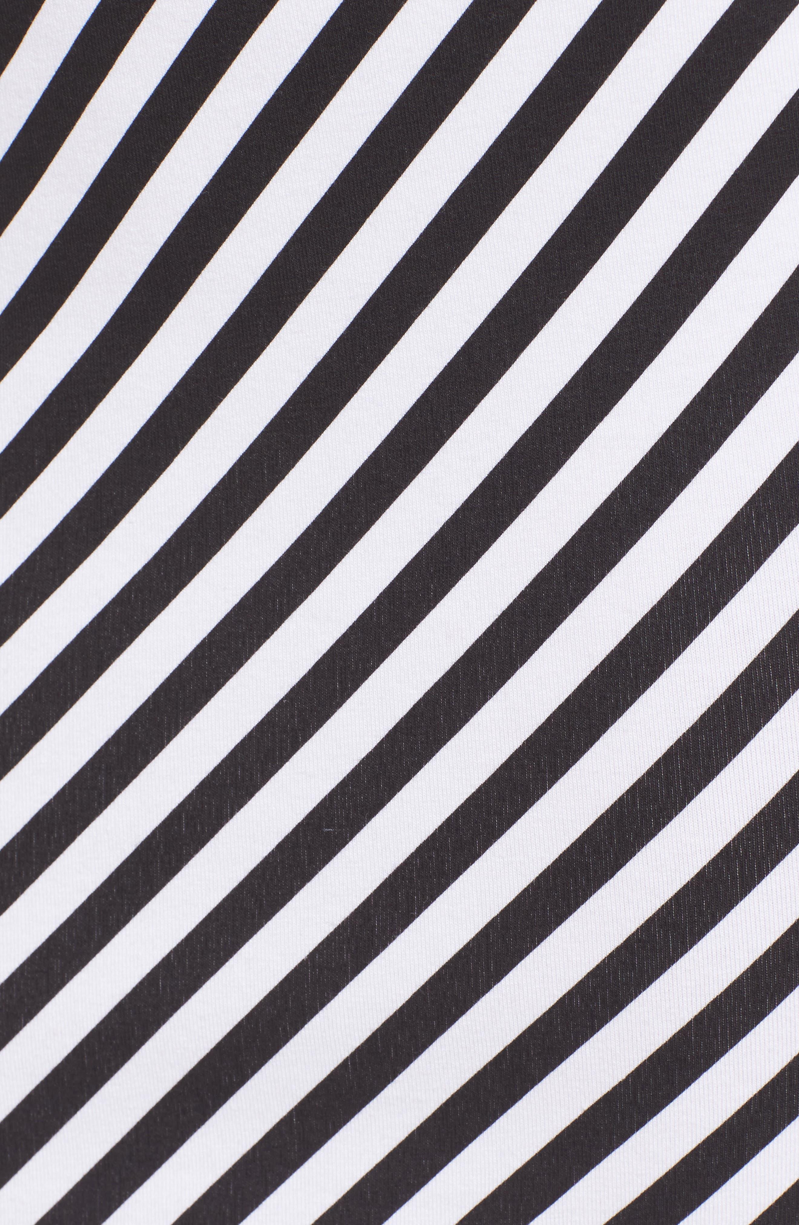 Alternate Image 5  - Volcom Futures Past Stripe Skirt