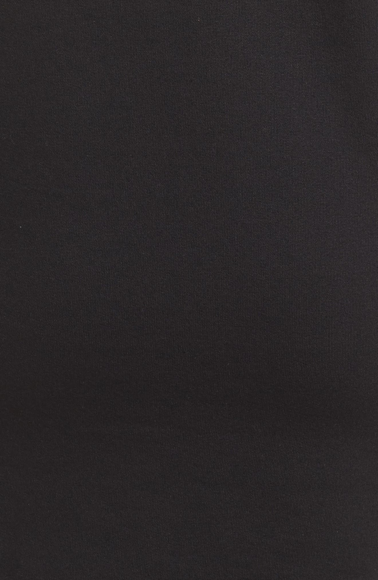 Alternate Image 5  - BRUNETTE the Label Blonde Tunic Hoodie
