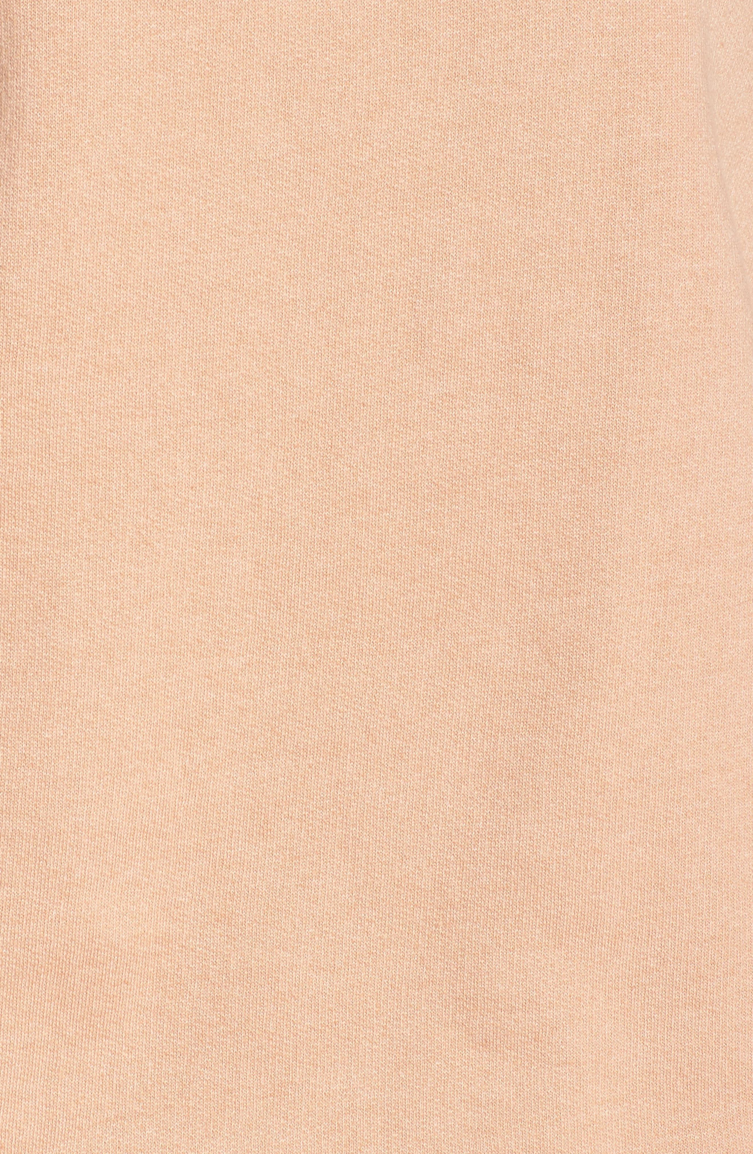 Middle Sister Blonde Sweatshirt,                             Alternate thumbnail 7, color,                             Beige