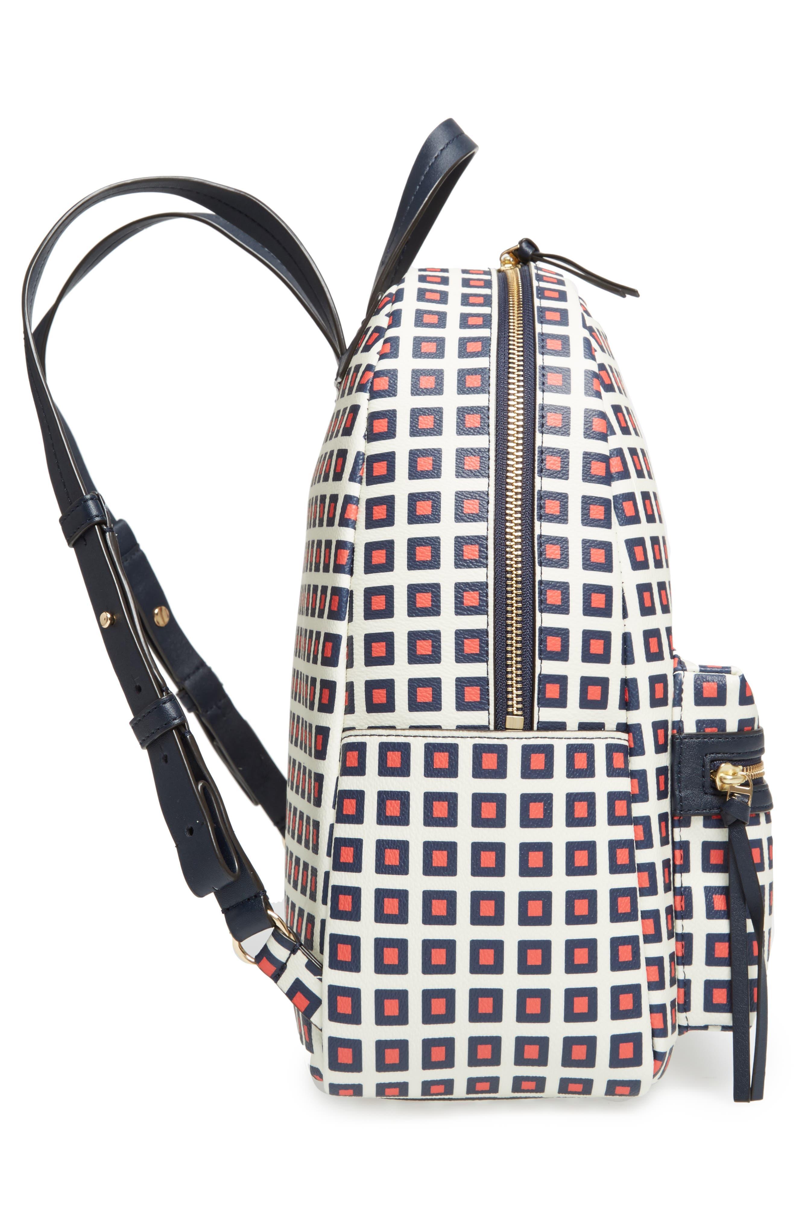 Alternate Image 5  - Tory Burch Kerrington Faux Leather Backpack