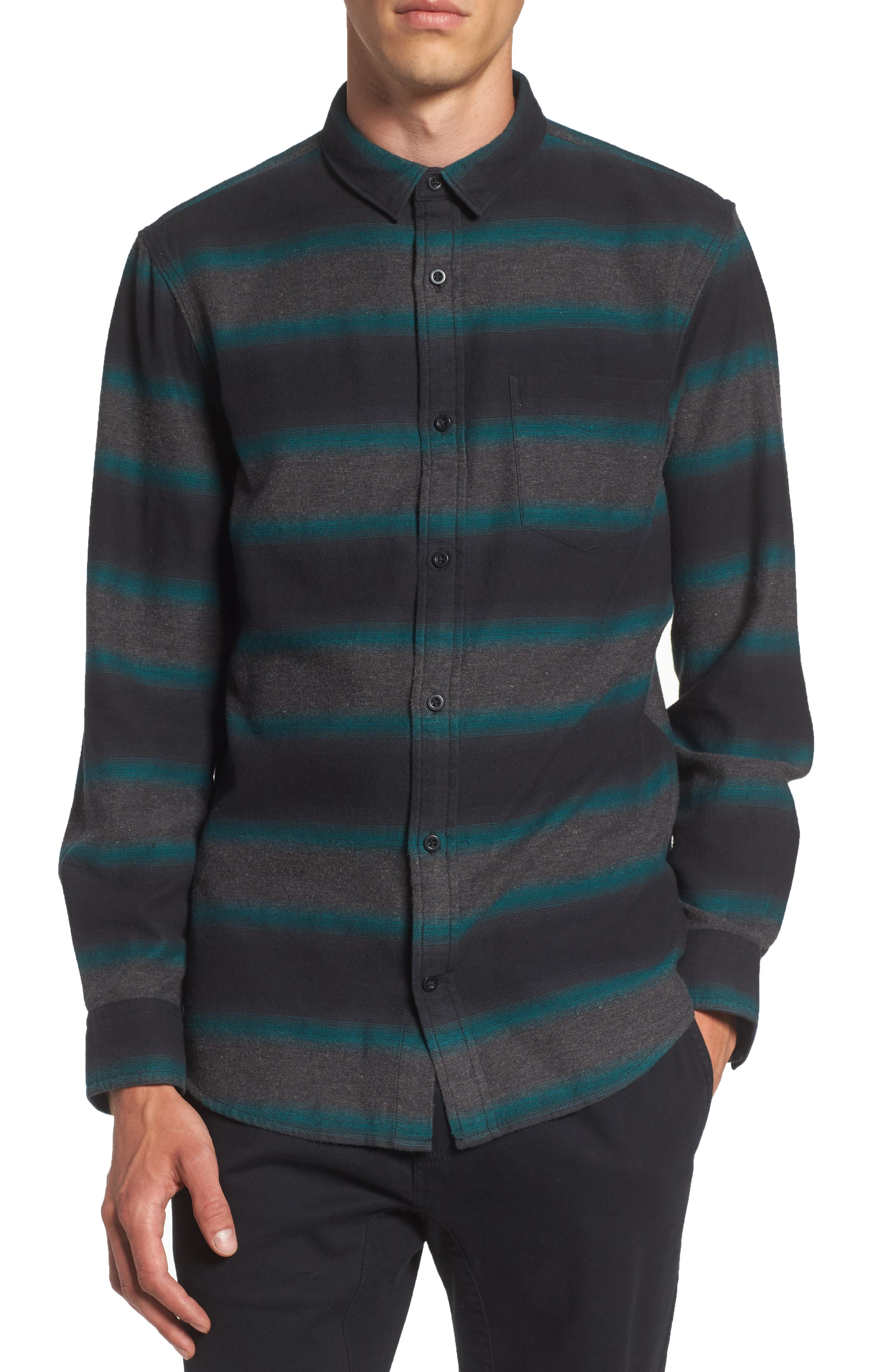 The Rail Brushed Ombré Shirt