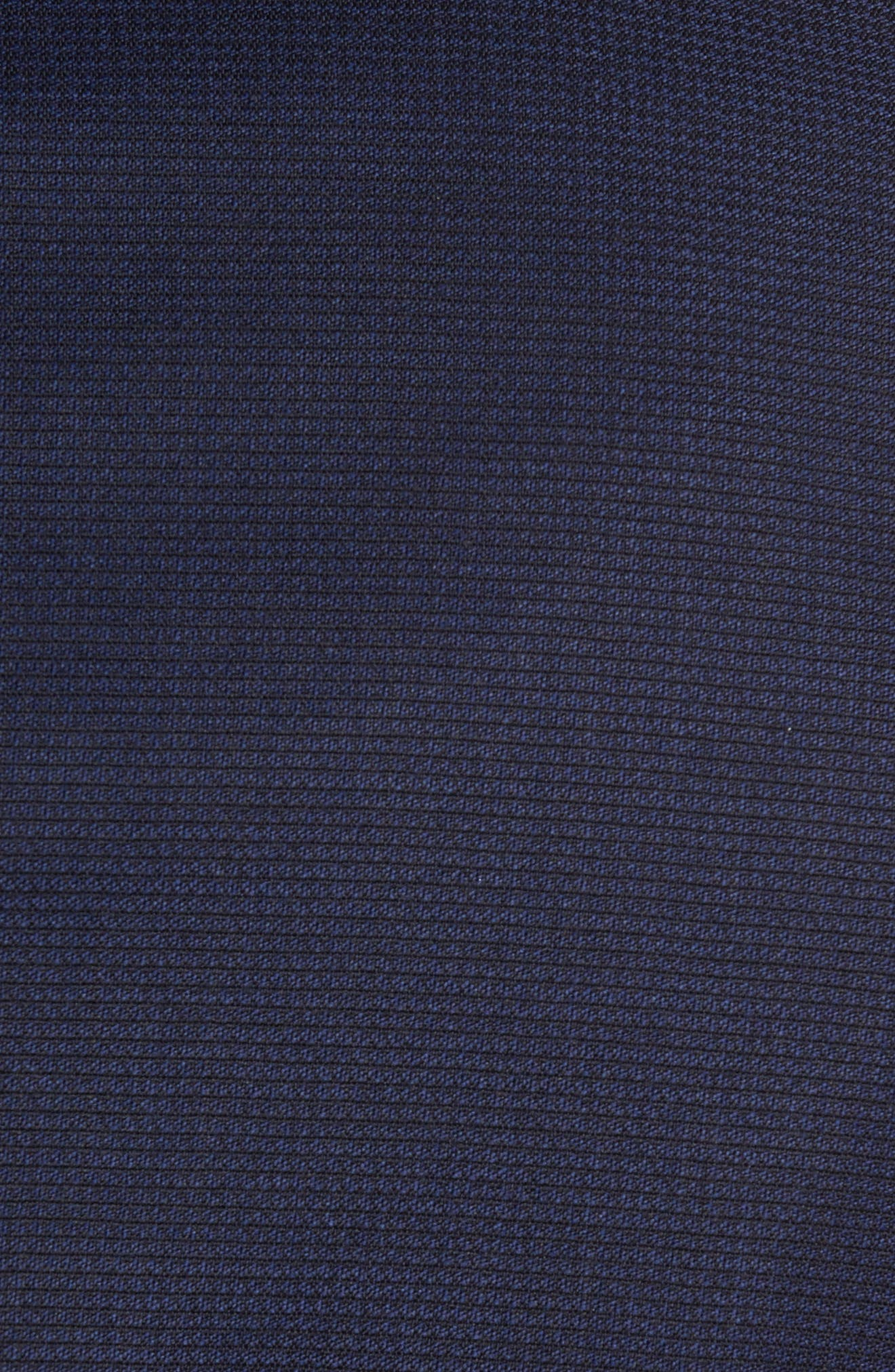 Nestro/Byte Trim Fit Solid Wool Suit,                             Alternate thumbnail 7, color,                             Navy