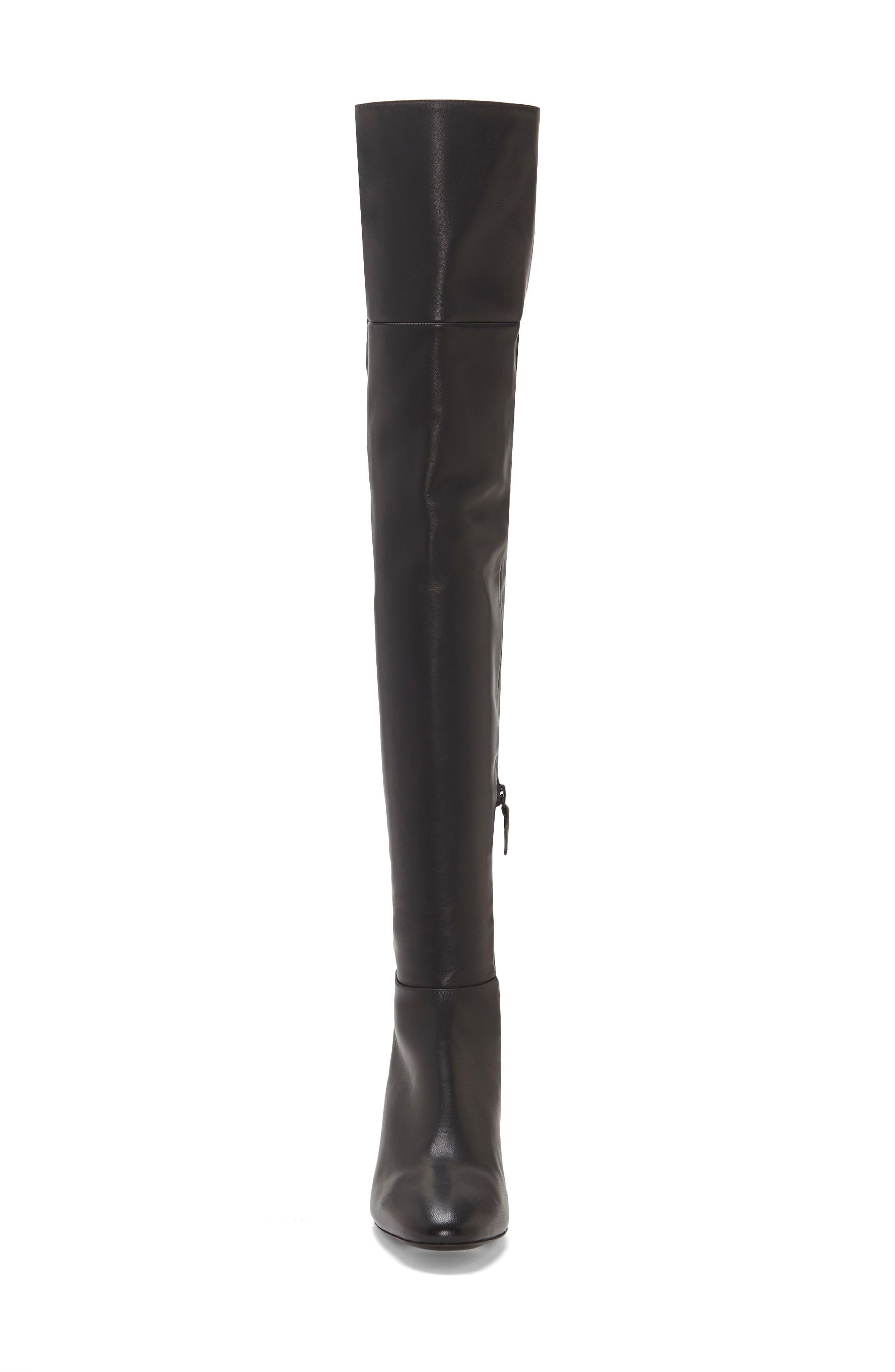 Alternate Image 4  - Mercedes Castillo Aymeline Over-the-Knee Boot (Women)