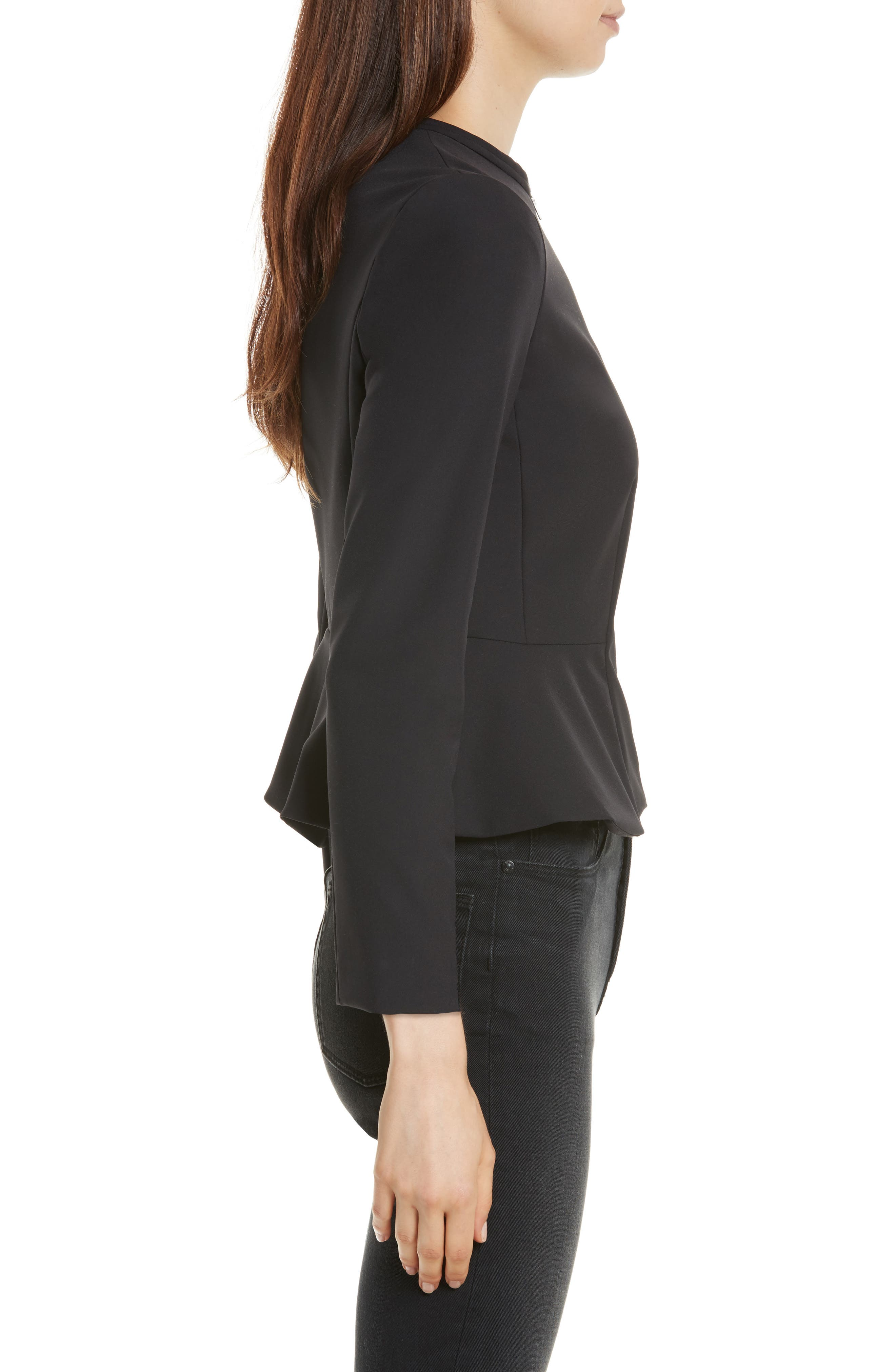 Alternate Image 3  - Rebecca Taylor Ava Peplum Jacket