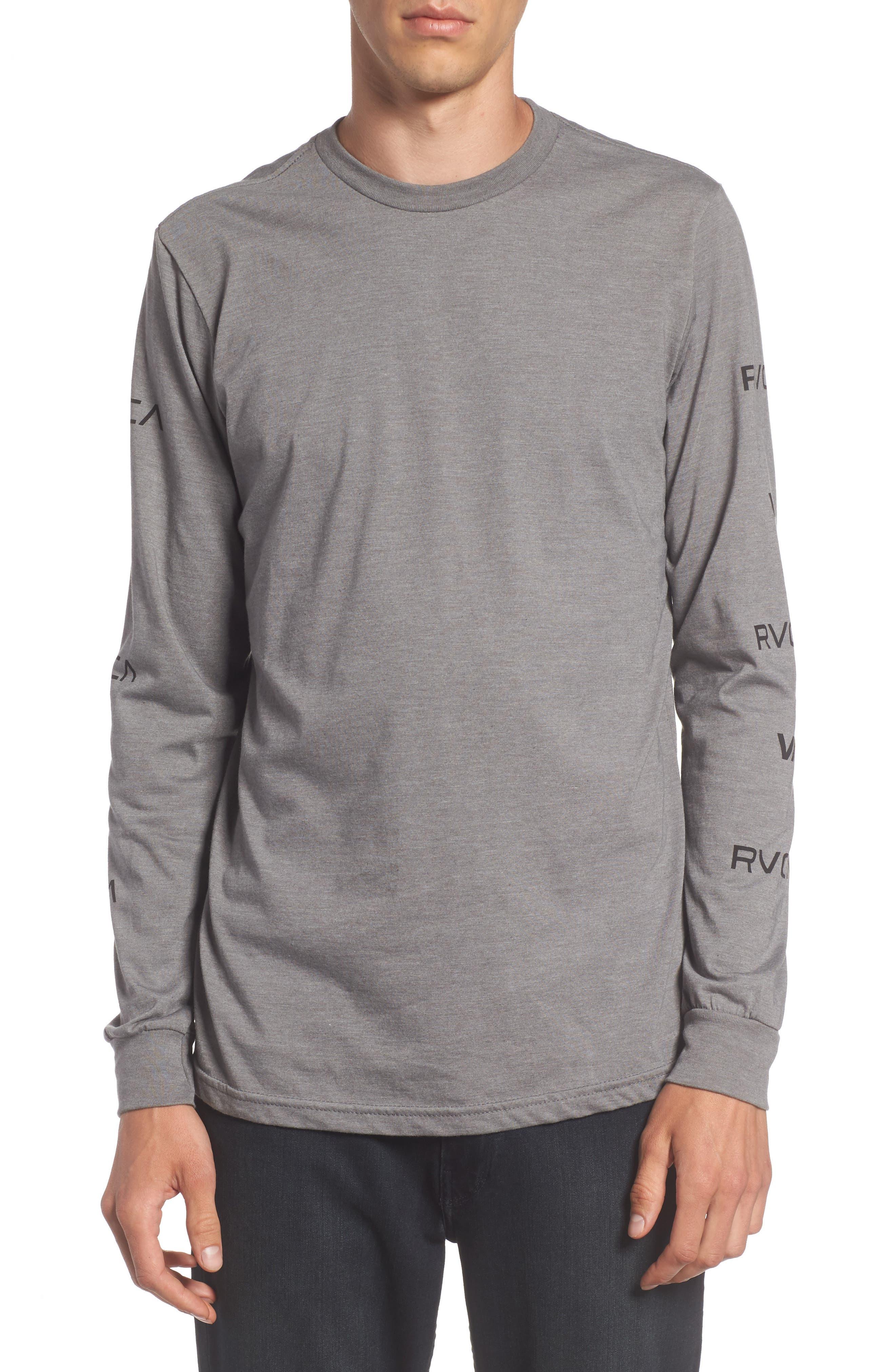 RVCA Brand Stack Graphic T-Shirt