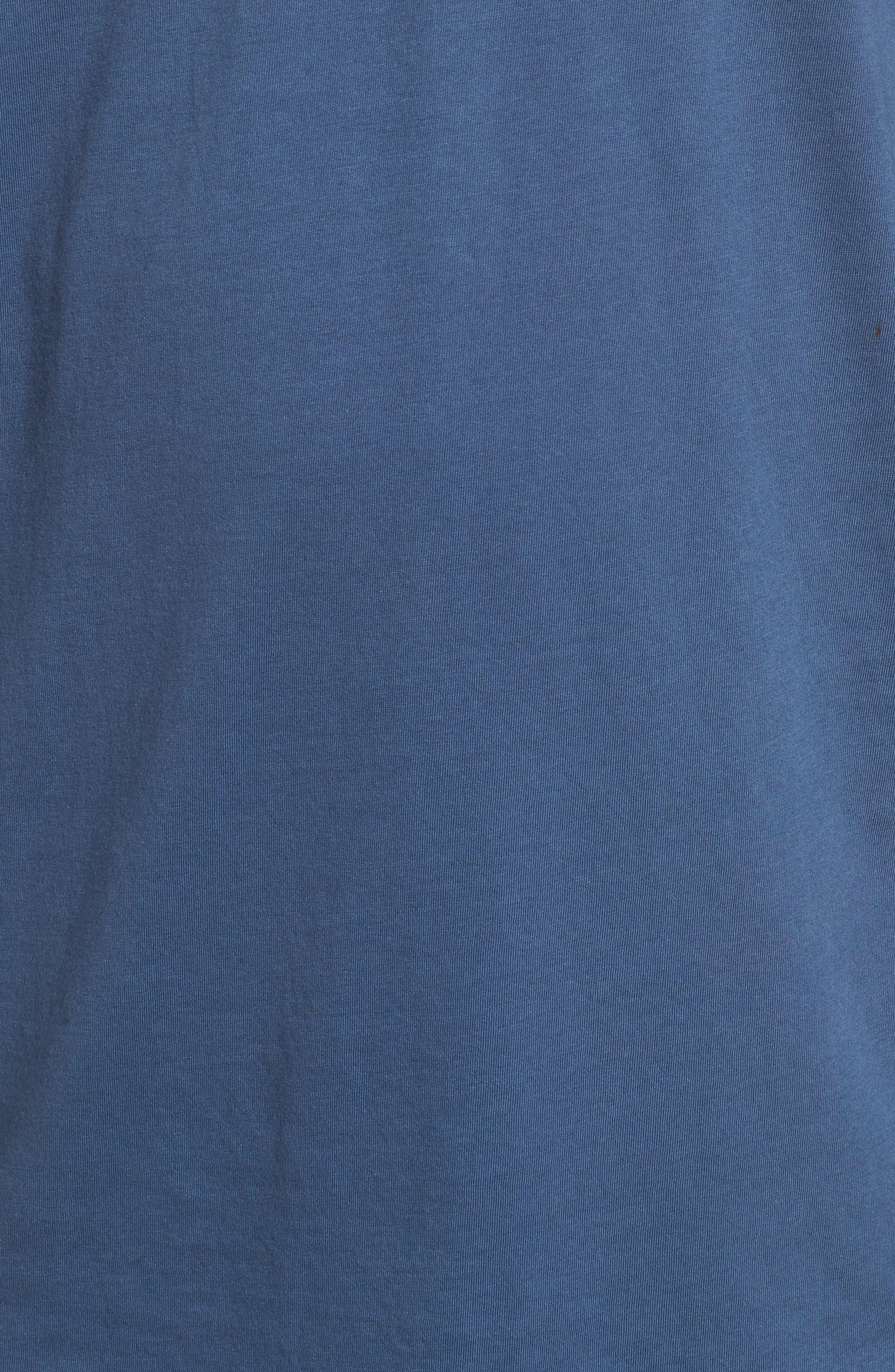 Alternate Image 5  - RVCA Big RVCA Graphic T-Shirt