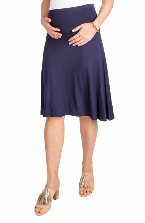 NOM Nola Maternity Skirt