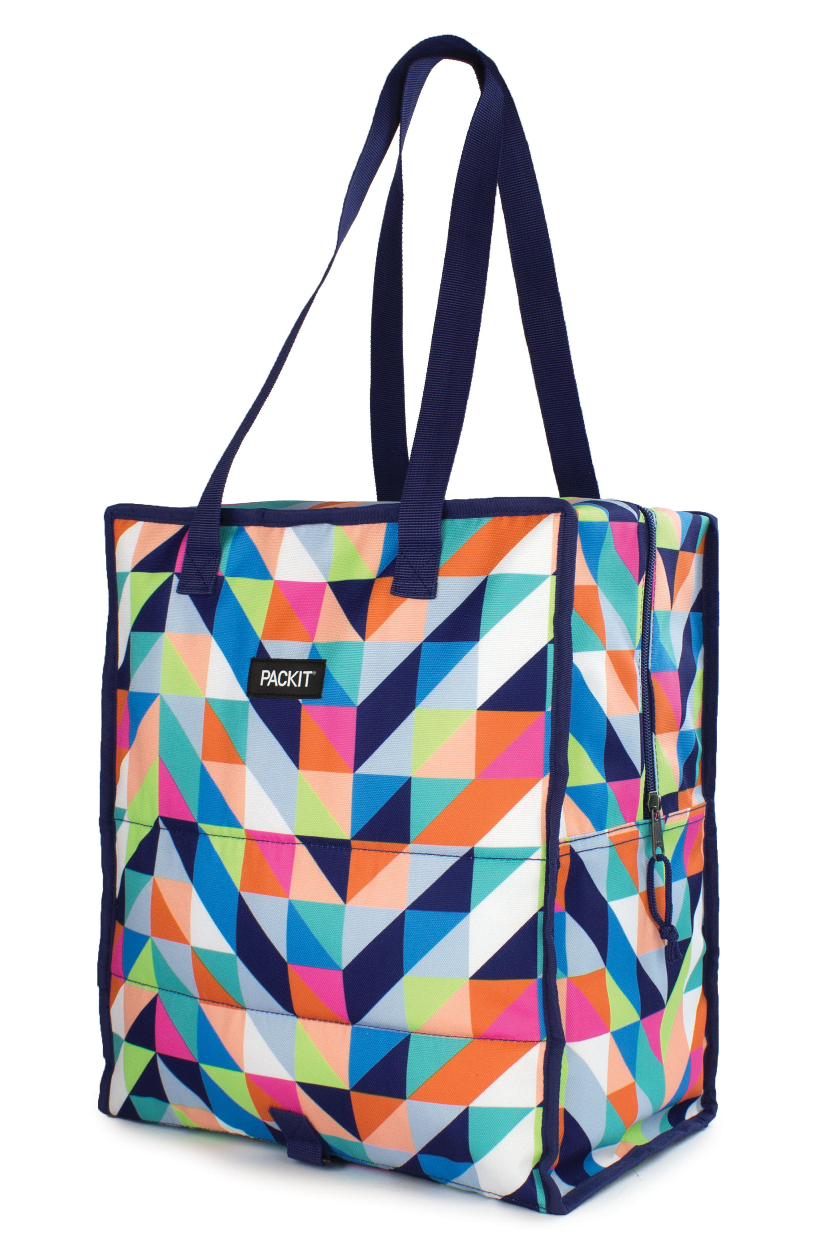 Alternate Image 3  - PackIt Freezable Grocery Bag