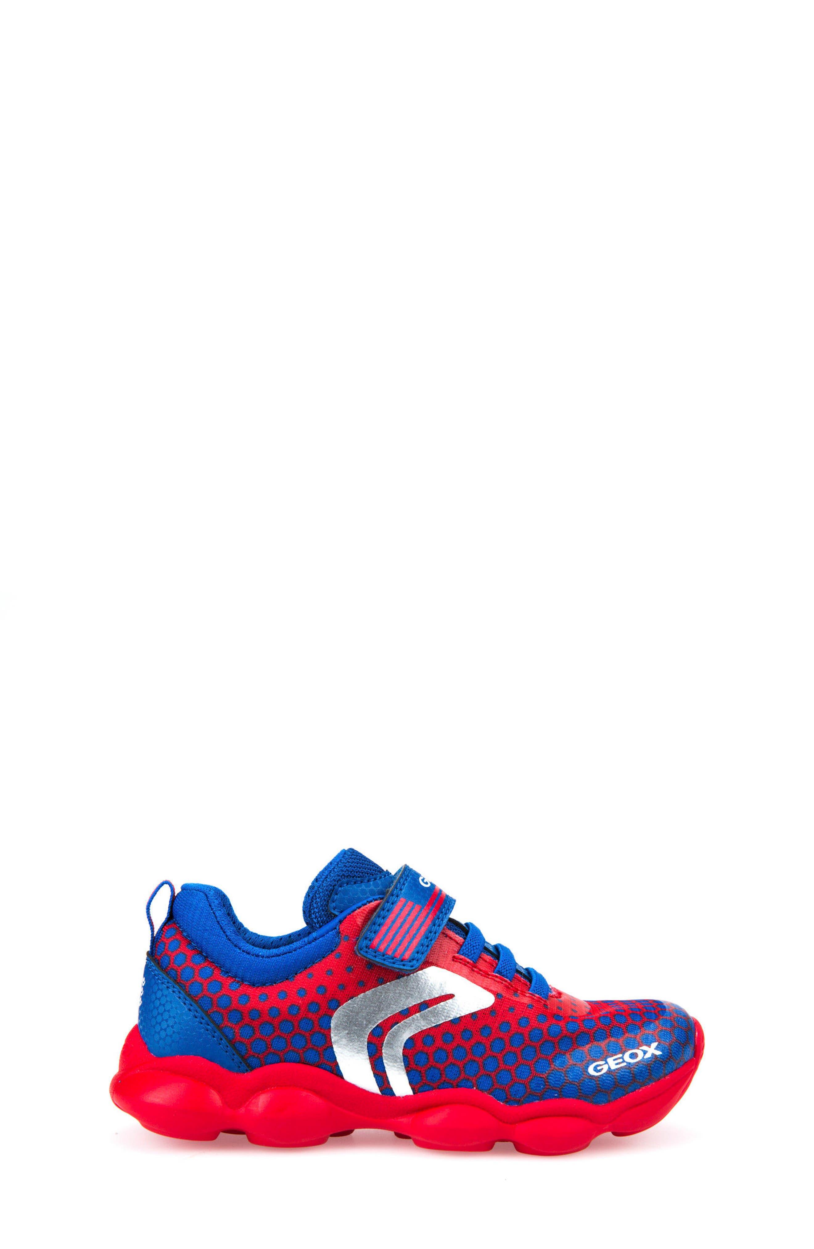 Alternate Image 3  - Geox Munfrey Sneaker (Toddler, Little Kid, Big Kid)