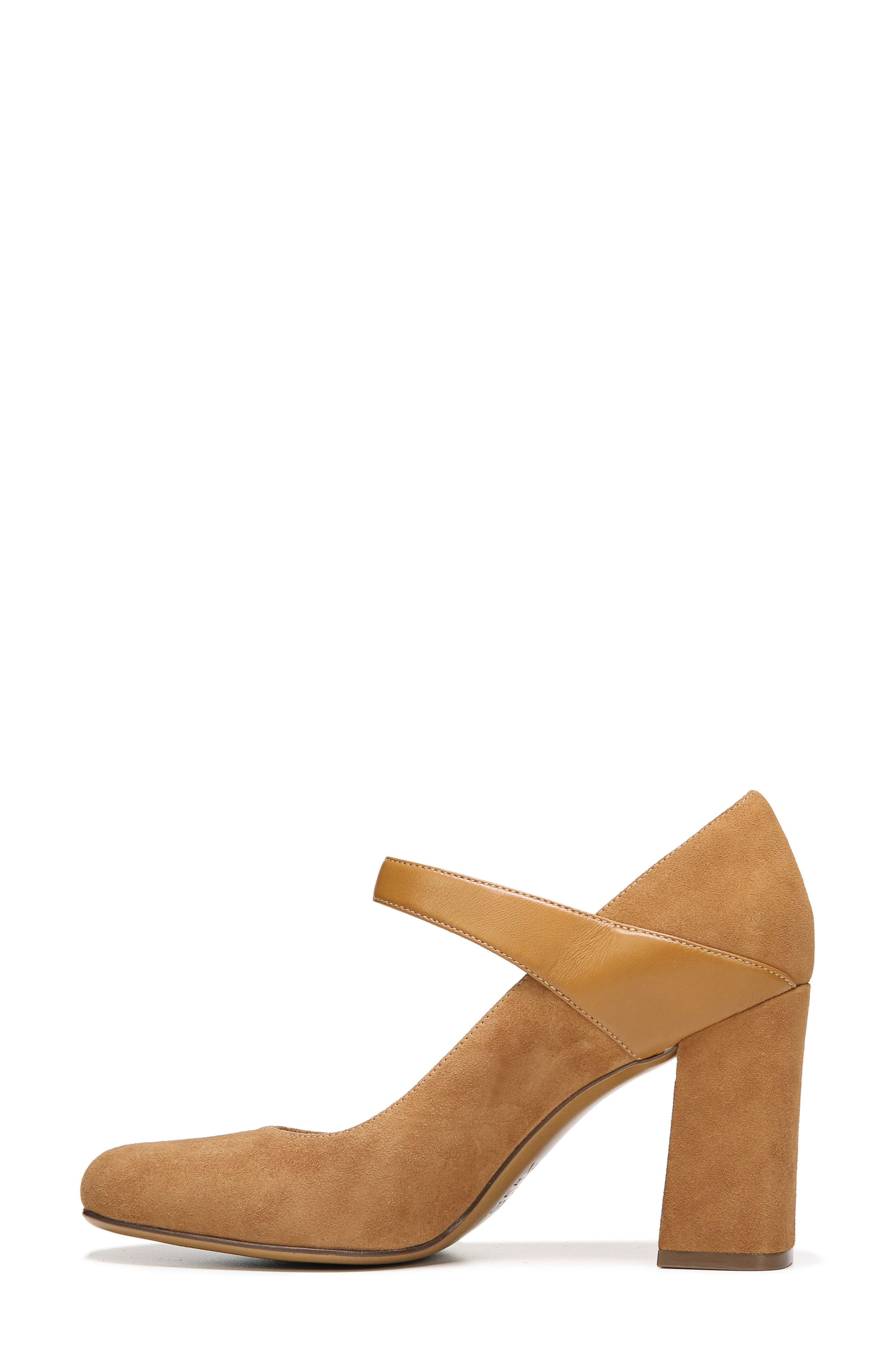 Reva Mary Jane Pump,                             Alternate thumbnail 2, color,                             Camelot Suede