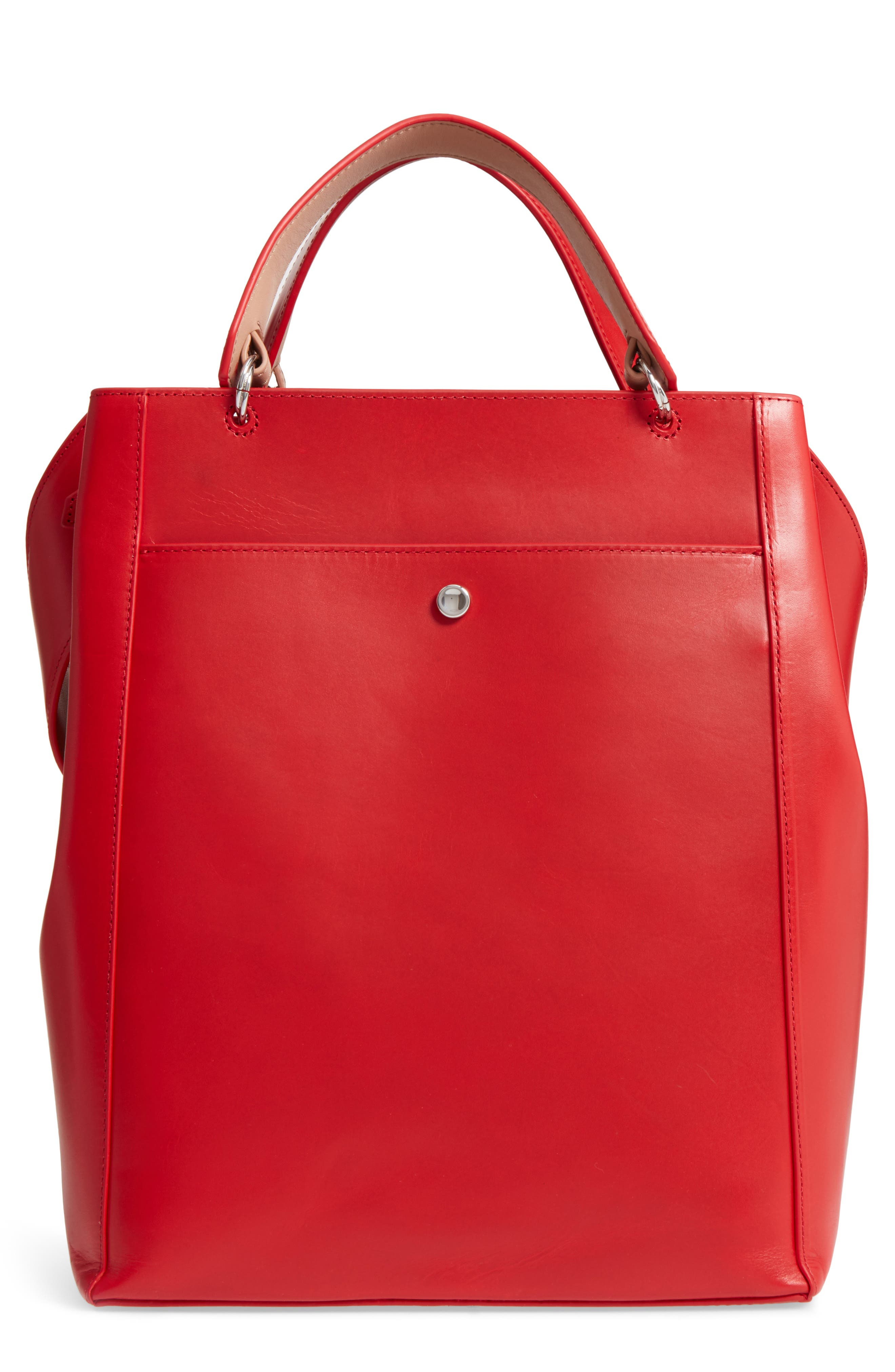Alternate Image 1 Selected - Elizabeth and James Large Eloise Leather Tote
