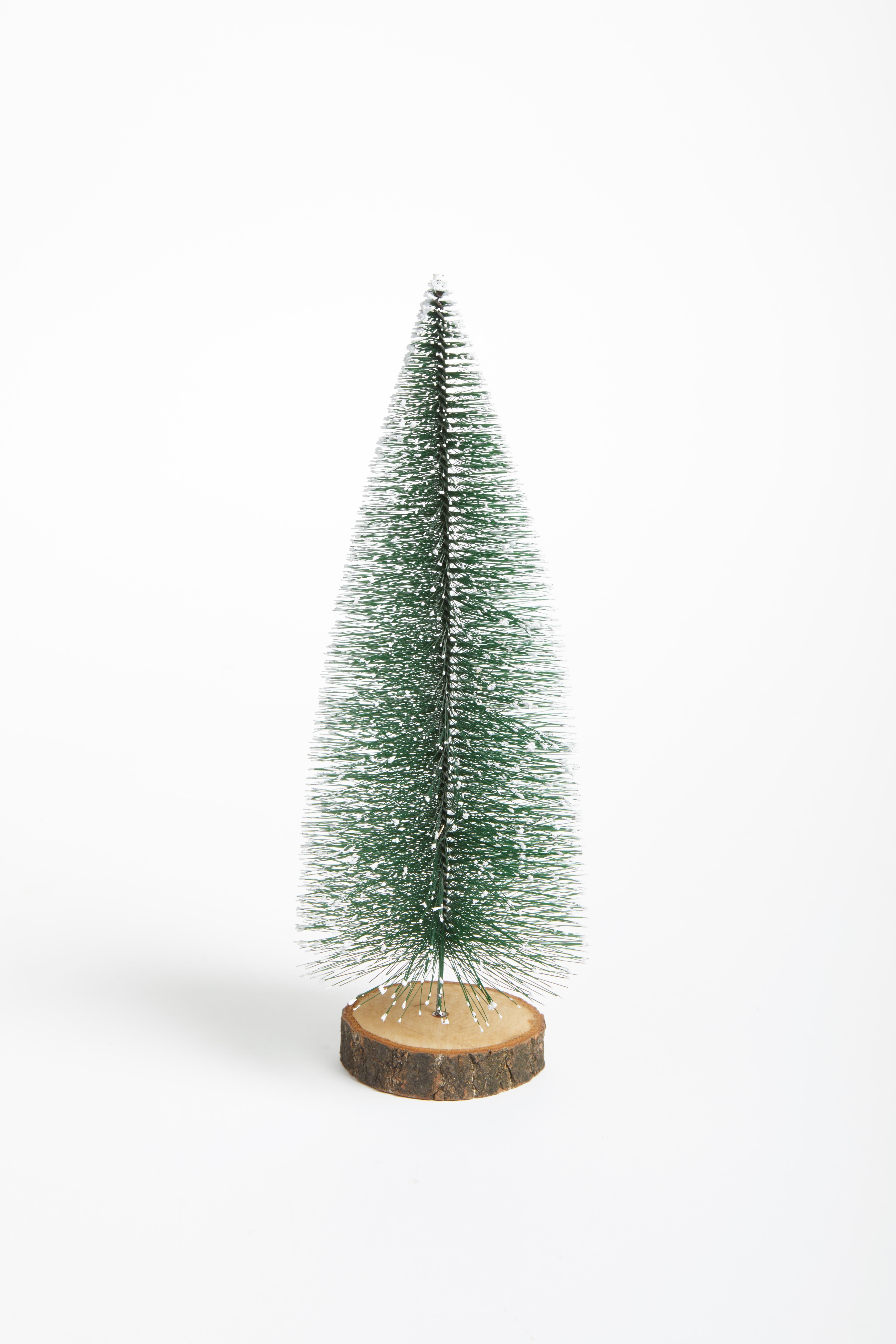 Tall Bottle Brush Tree,                         Main,                         color, Green