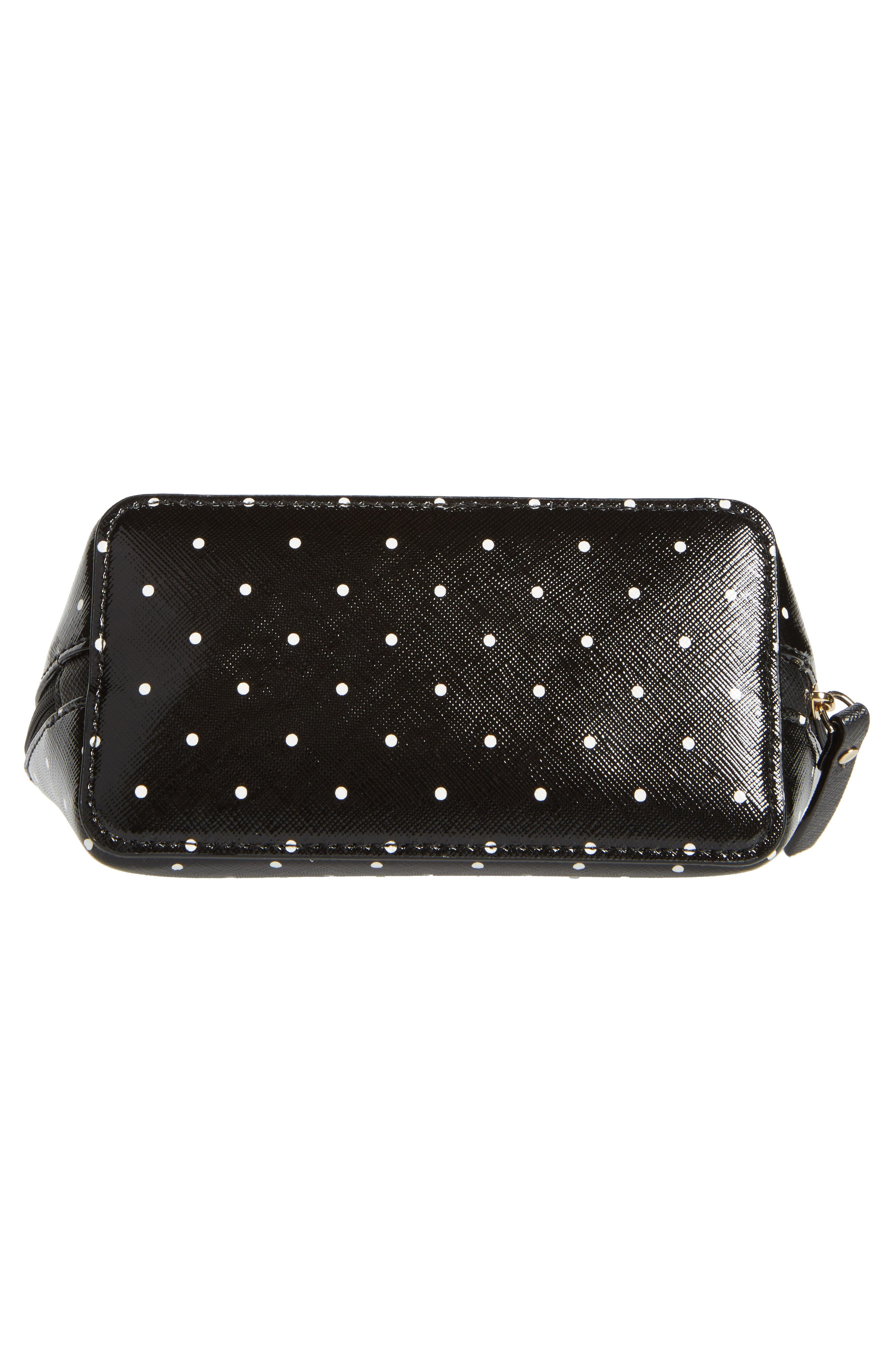 Alternate Image 5  - kate spade new york brooks drive - small abalene faux leather pouch