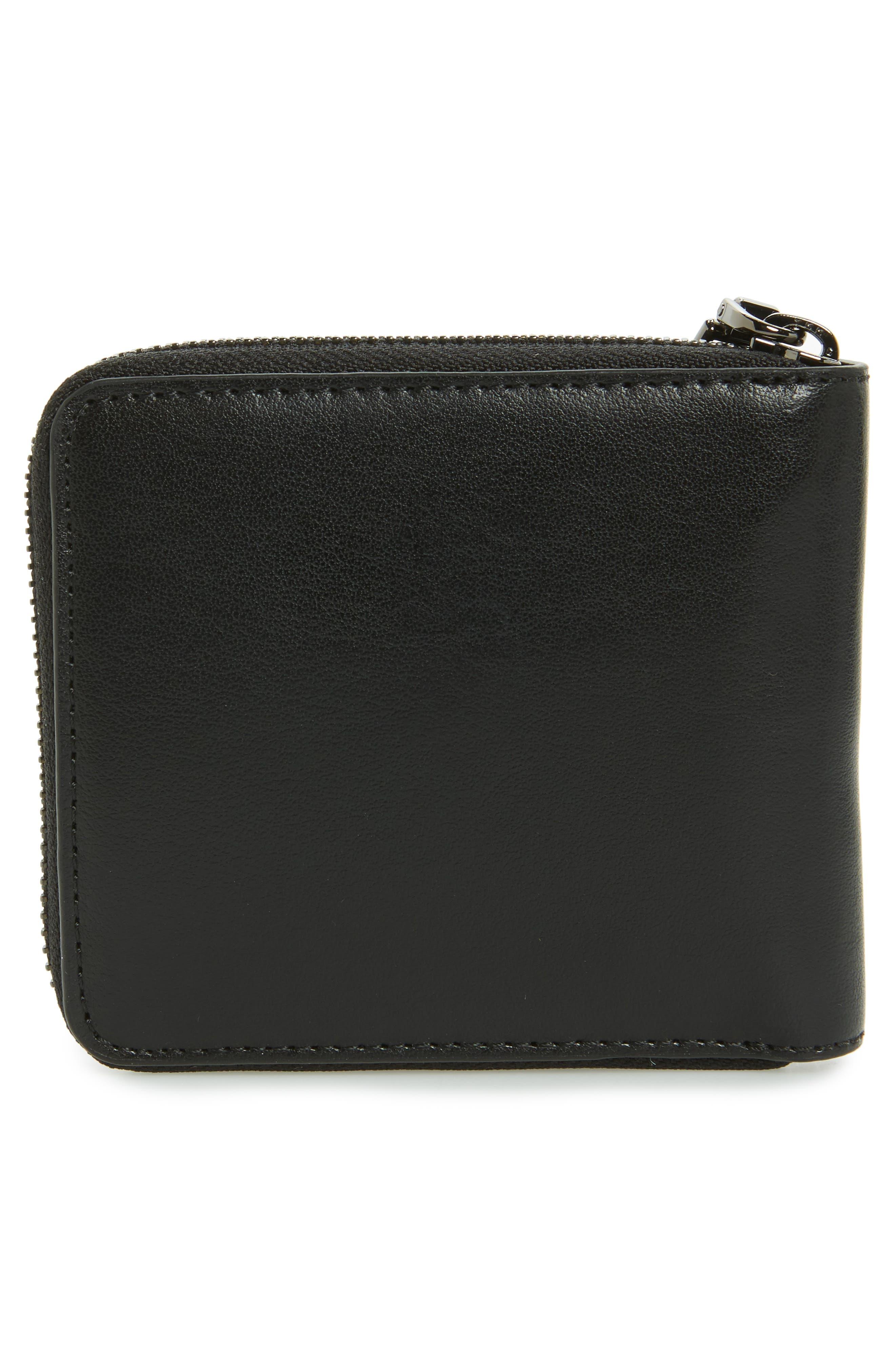 Alternate Image 3  - KENZO Icons Cory Eye Squared Leather Wallet