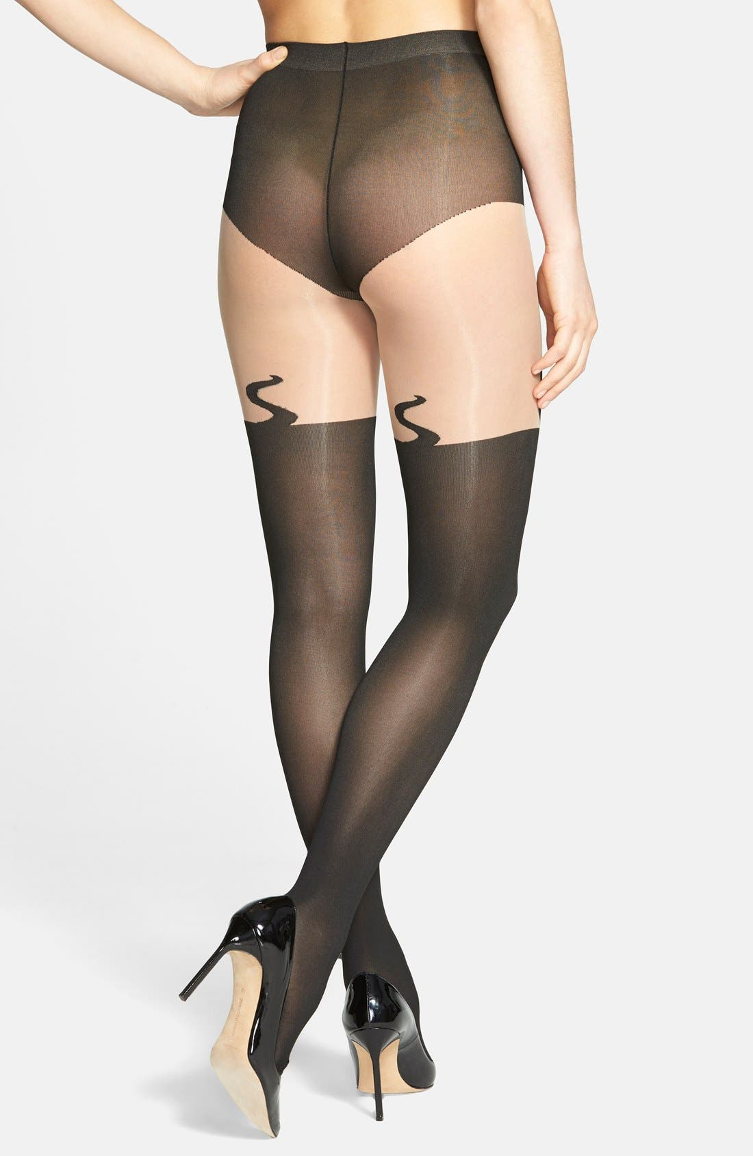 Alternate Image 2  - Pretty Polly 'Cat' Tights