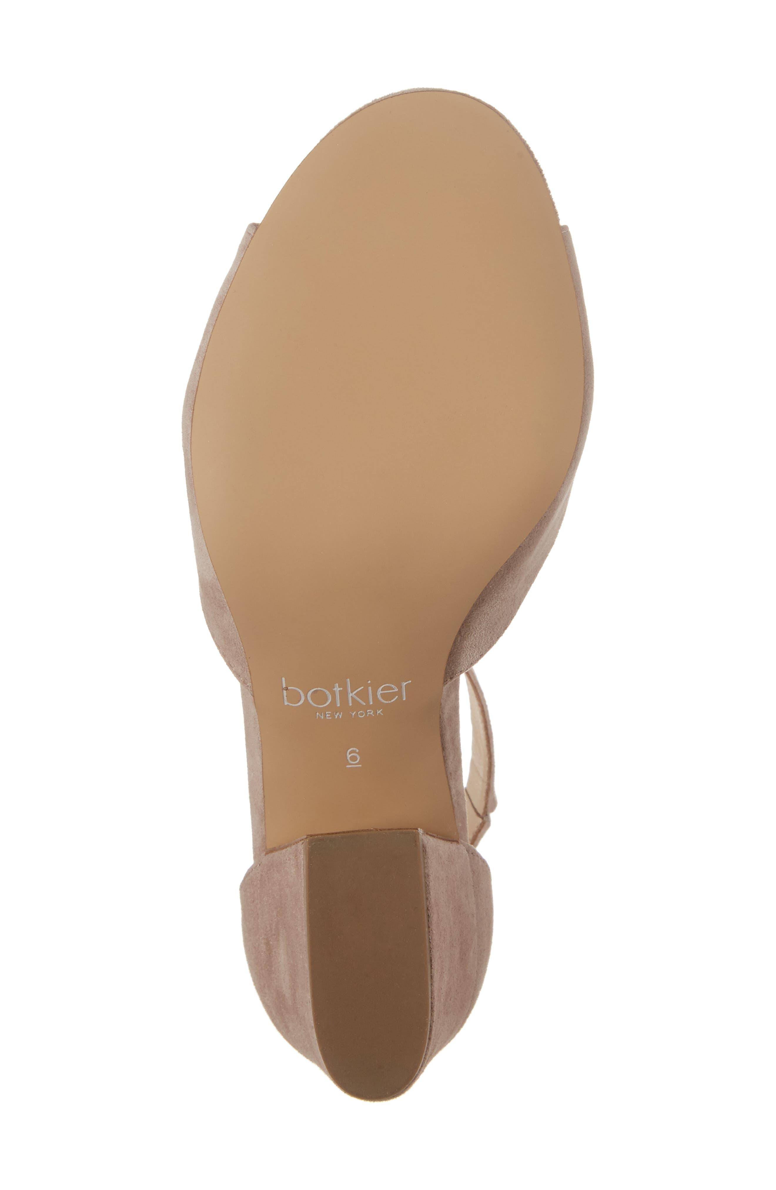Alternate Image 6  - Botkier Pilar Ankle Strap Sandal (Women)