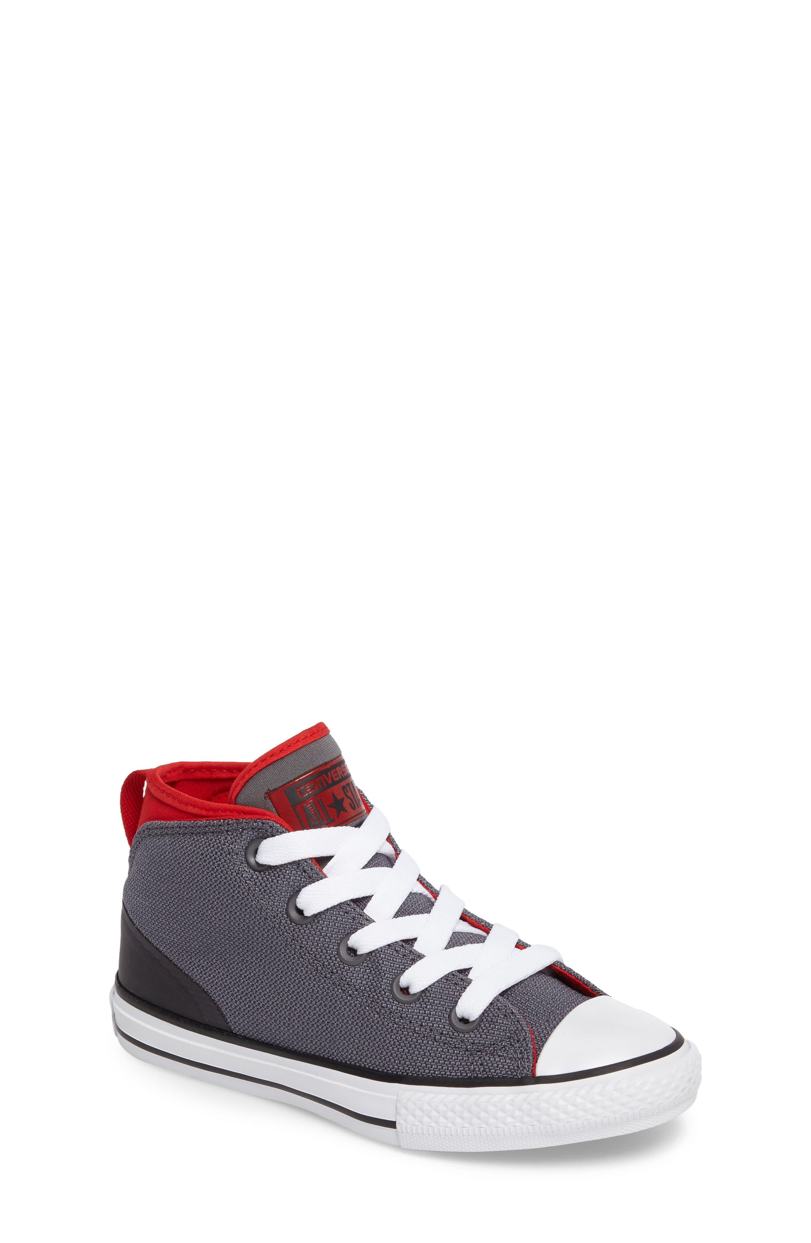 Converse Chuck Taylor® All Star® Syde Street High Top Sneaker (Baby, Walker, Toddler, Little Kid & Big Kid)