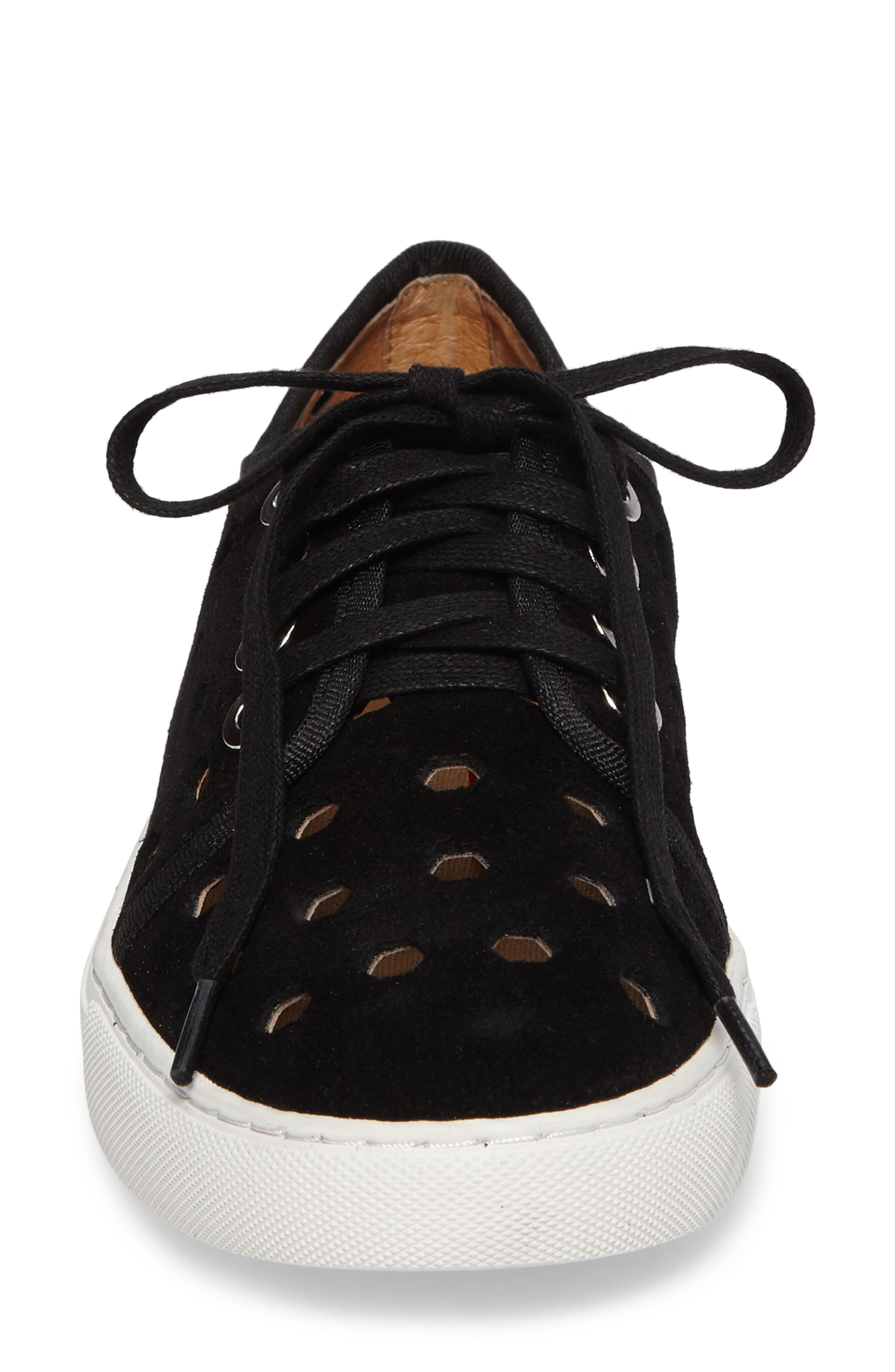 Alternate Image 4  - Corso Como Rasta Perforated Sneaker (Women)
