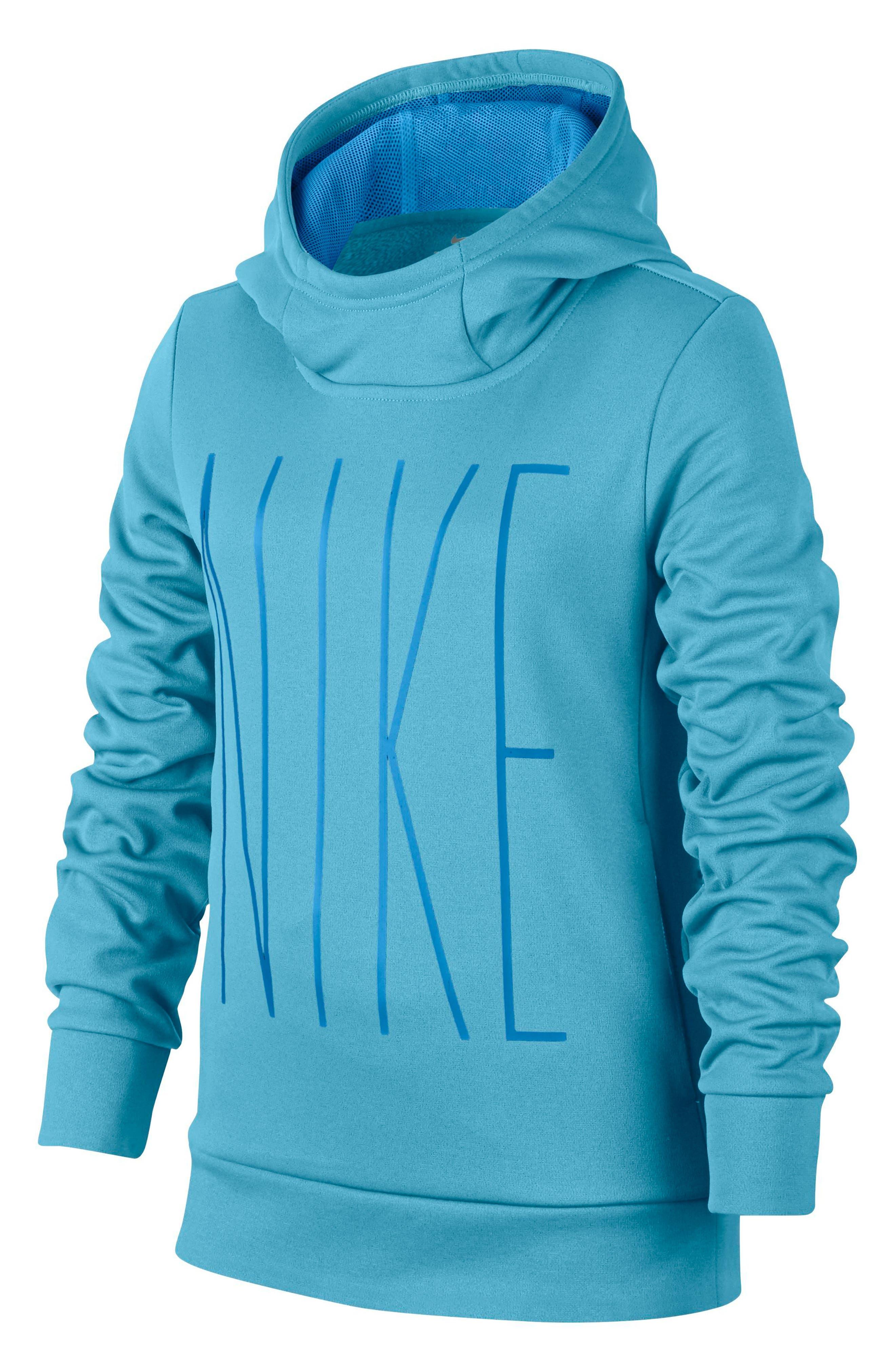 Nike Therma-Fit Hoodie (Big Girls)