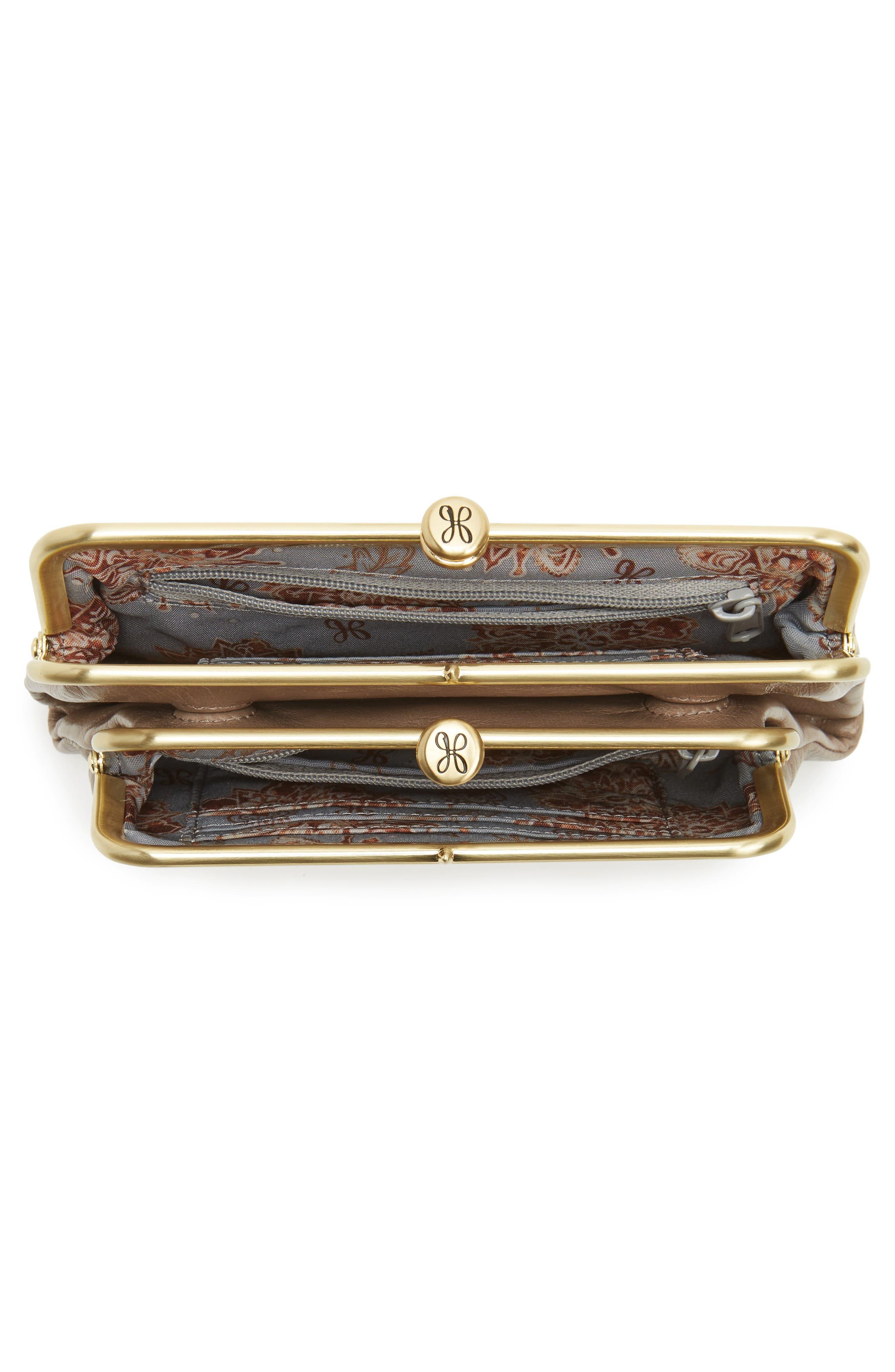 Alternate Image 2  - Hobo Suzette Calfskin Leather Wallet
