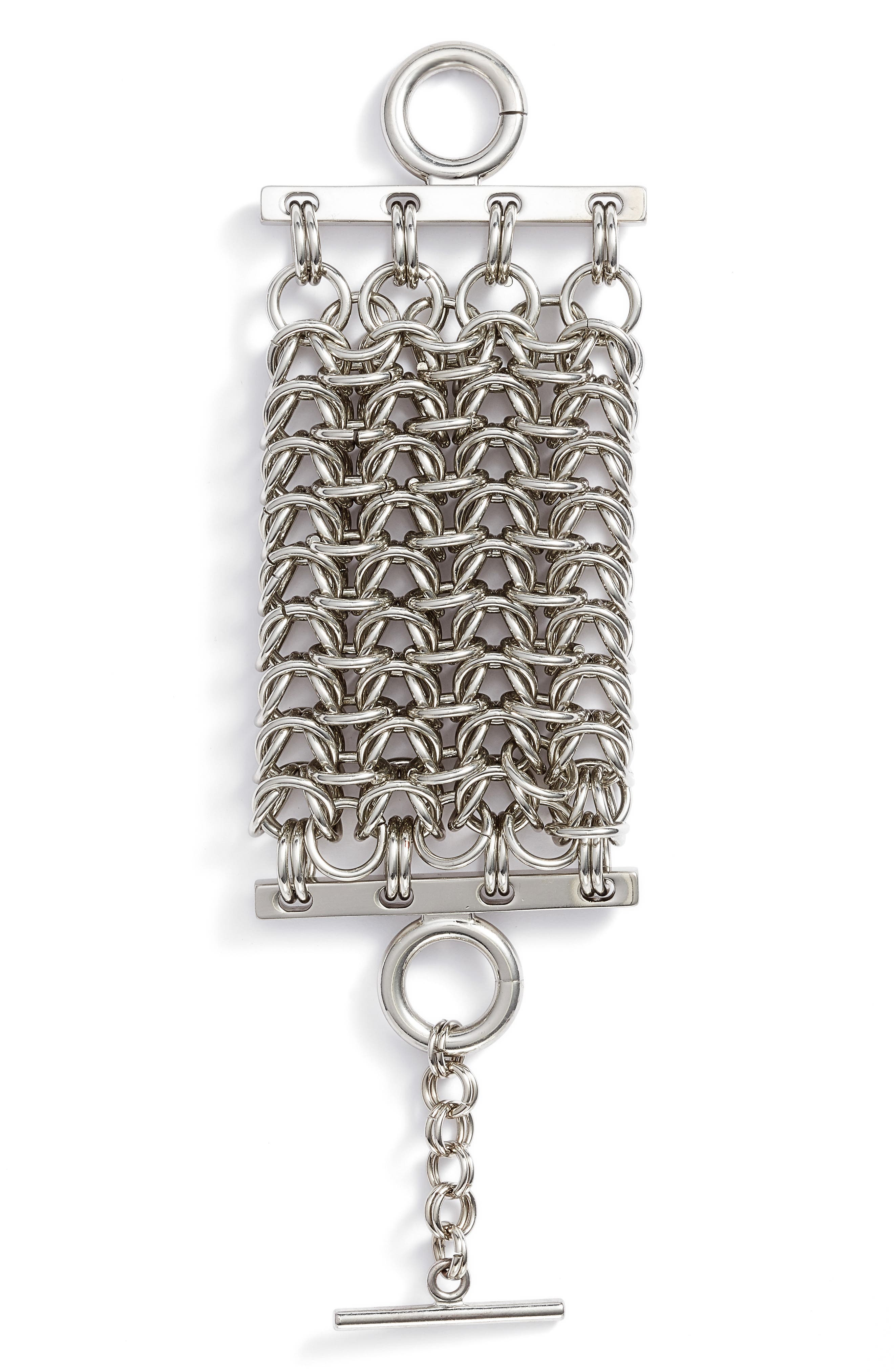 ALEXANDER WANG Wide Line Bracelet