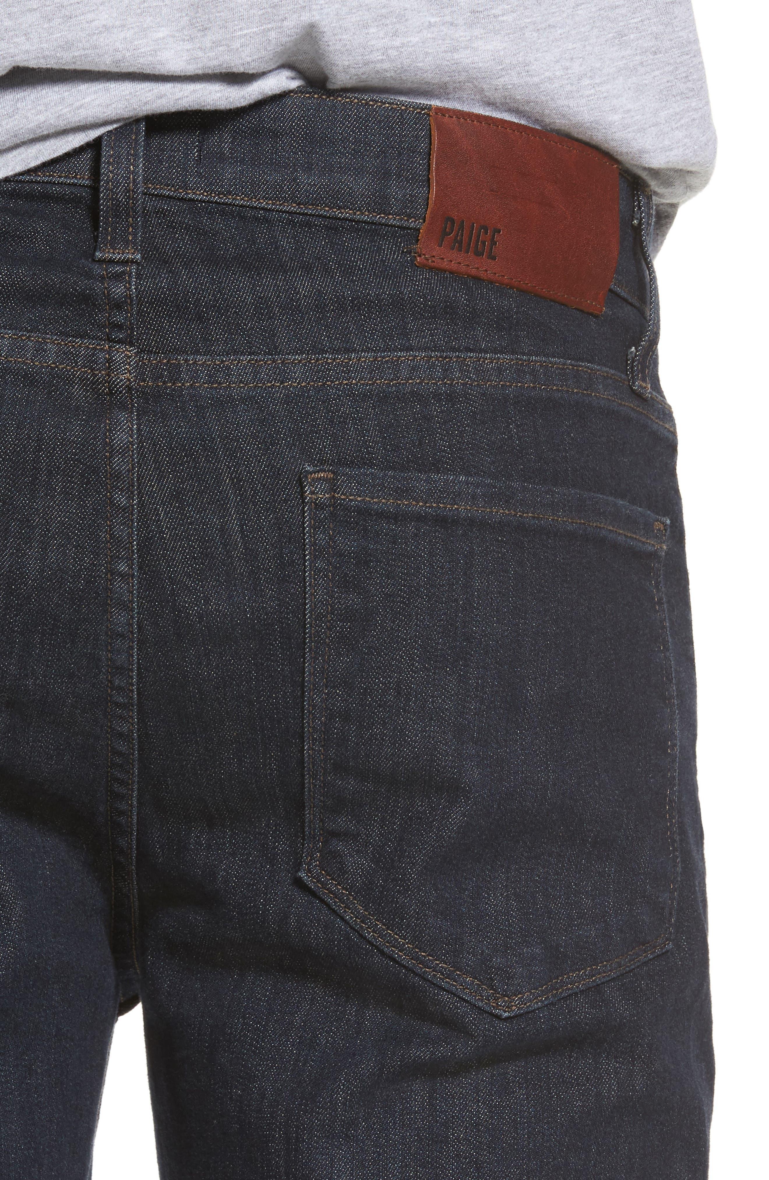 Legacy - Croft Skinny Fit Jeans,                             Alternate thumbnail 4, color,                             Filmore