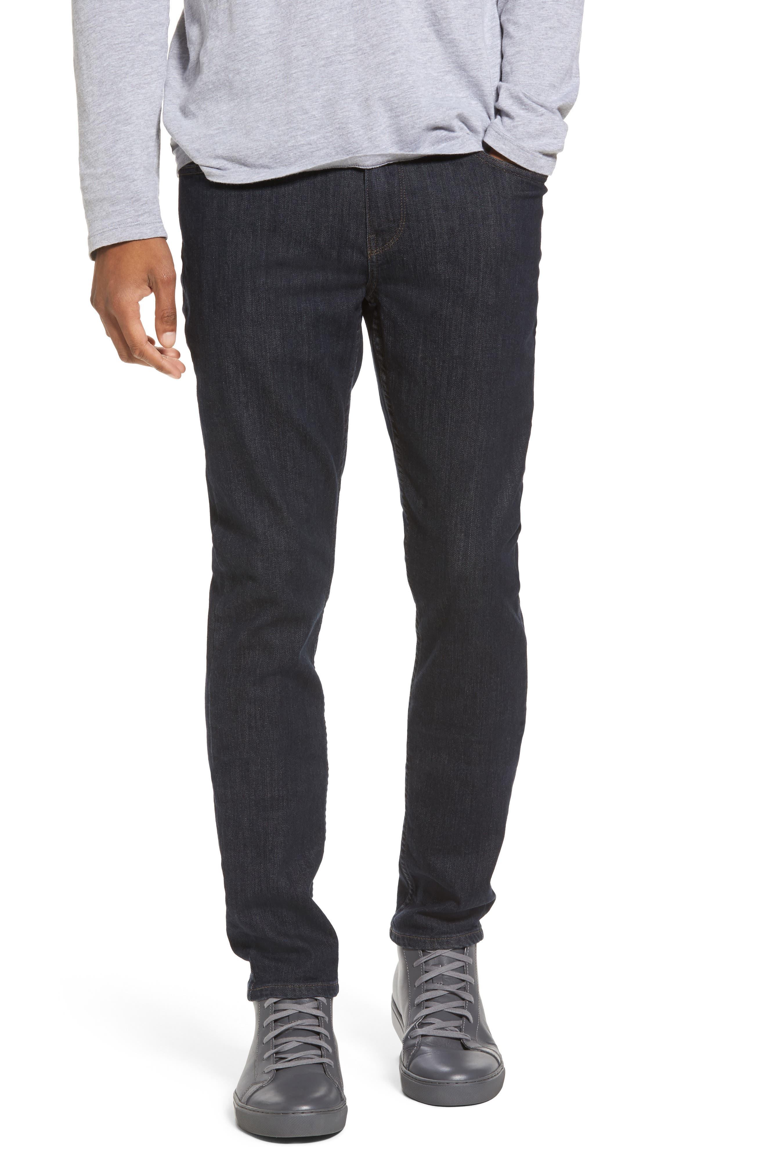 Alternate Image 1 Selected - PAIGE Legacy - Croft Skinny Fit Jeans (Filmore)