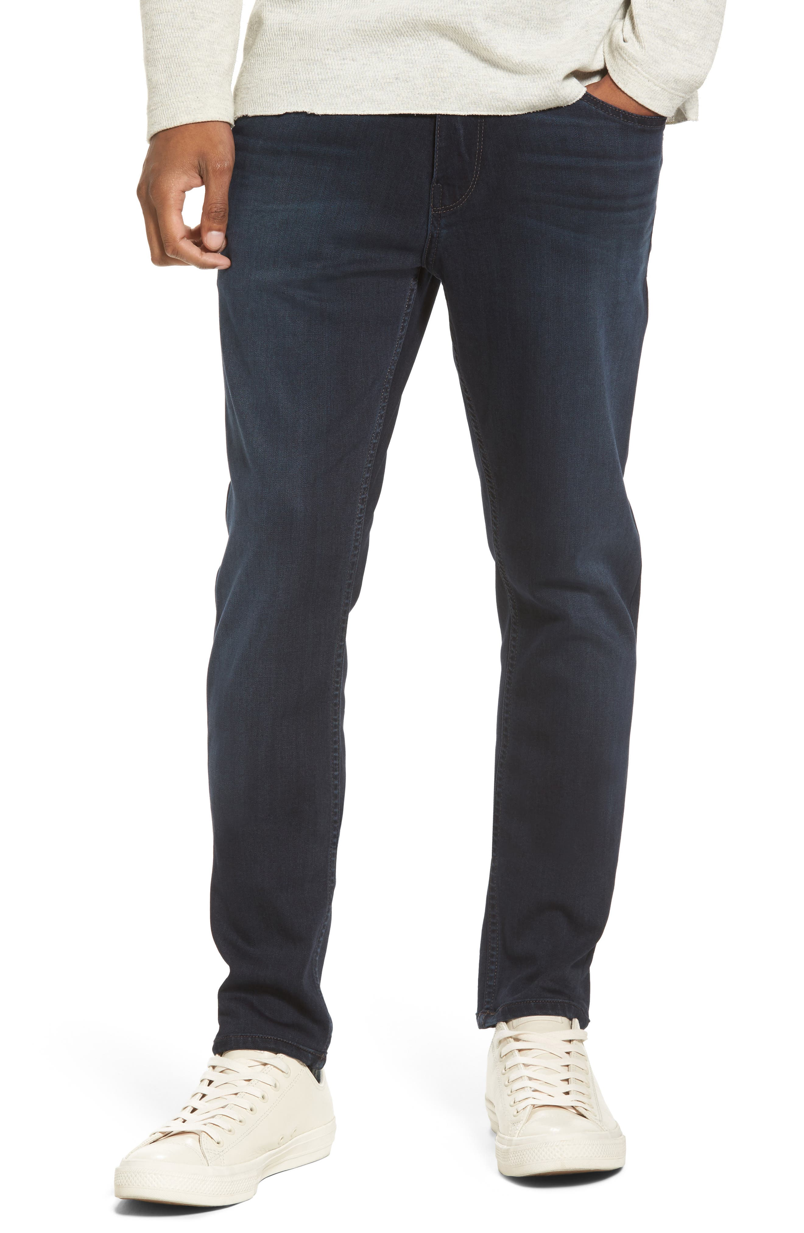 Main Image - PAIGE Croft Skinny Fit Jeans (Cecil)