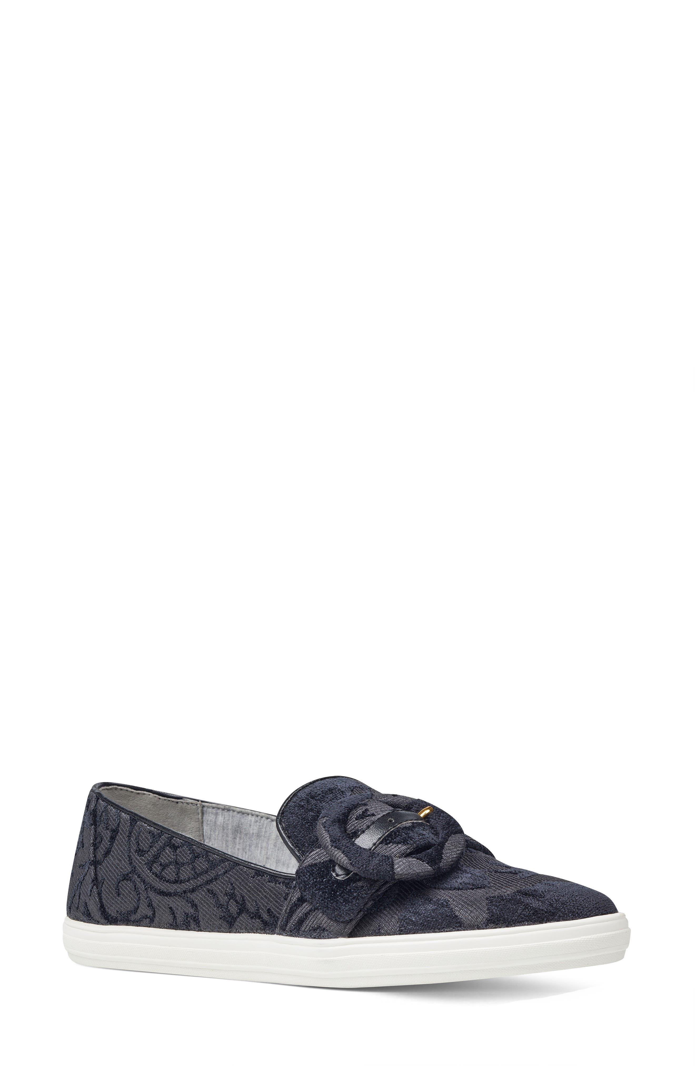 Main Image - Nine West Shireene Slip-On Sneaker (Women)