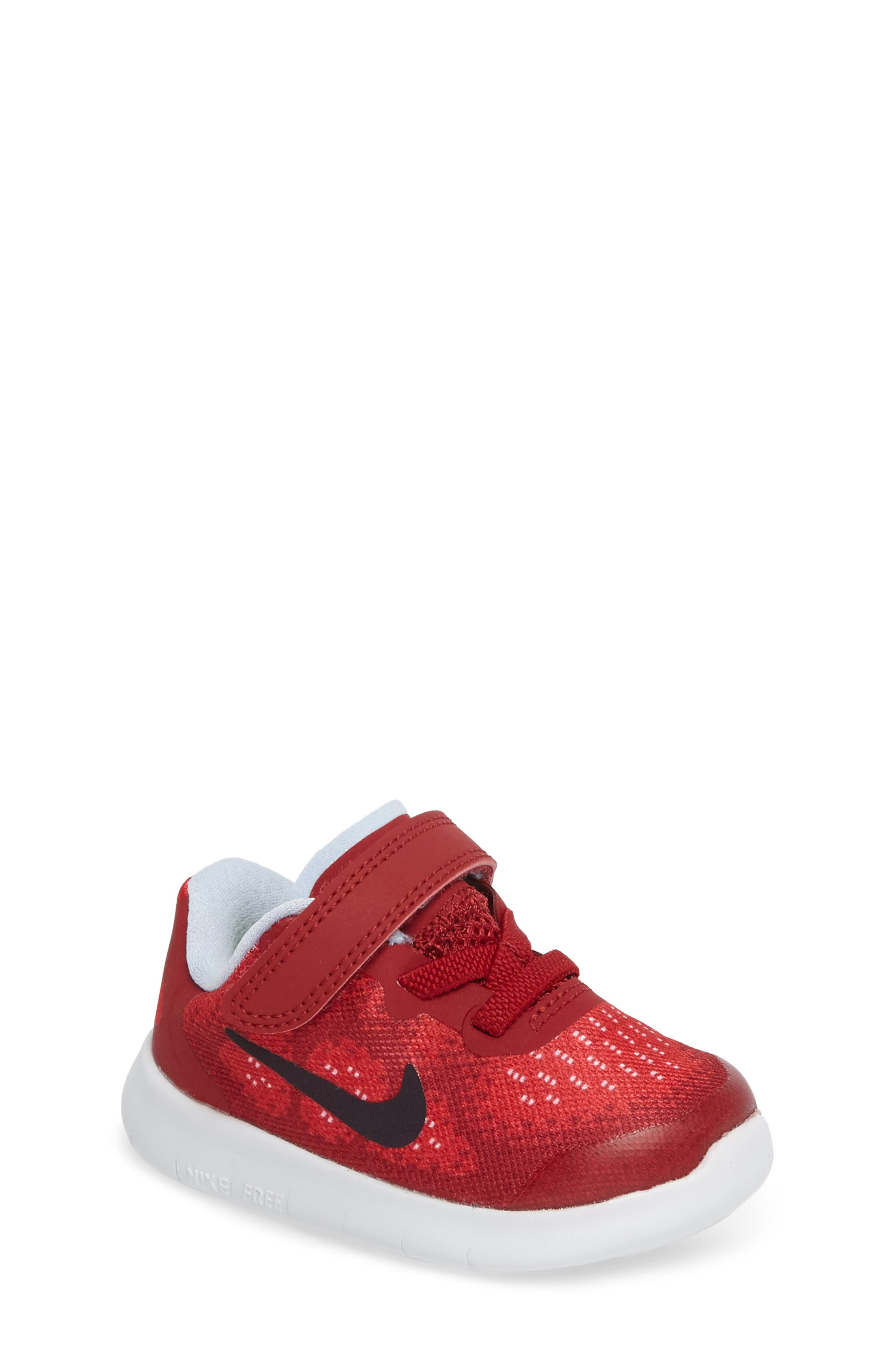 Nike Free RN 2017 Sneaker (Baby, Walker, Toddler & Little Kid)