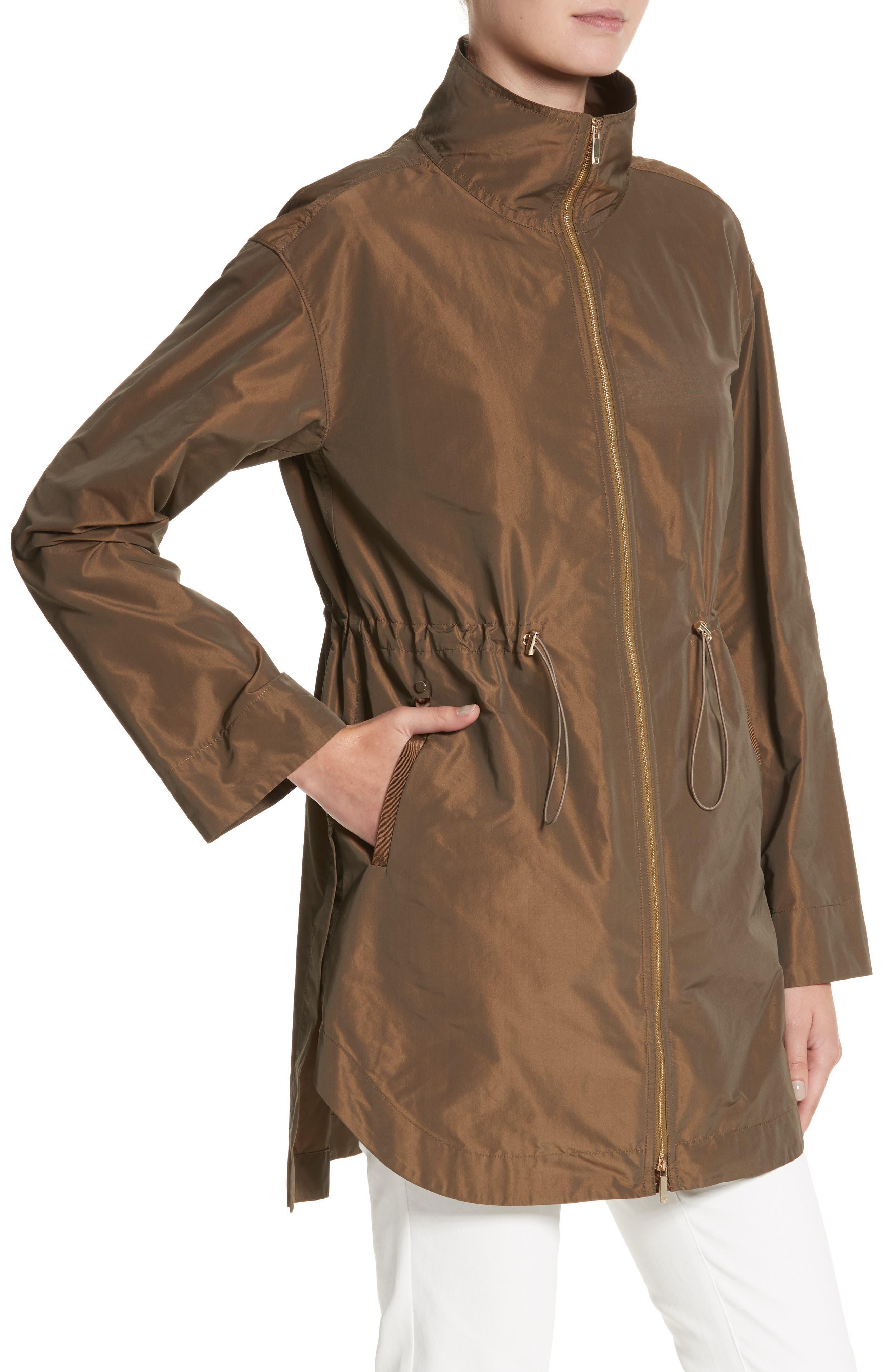 Alternate Image 4  - Lafayette 148 New York Nikolina Packable Jacket