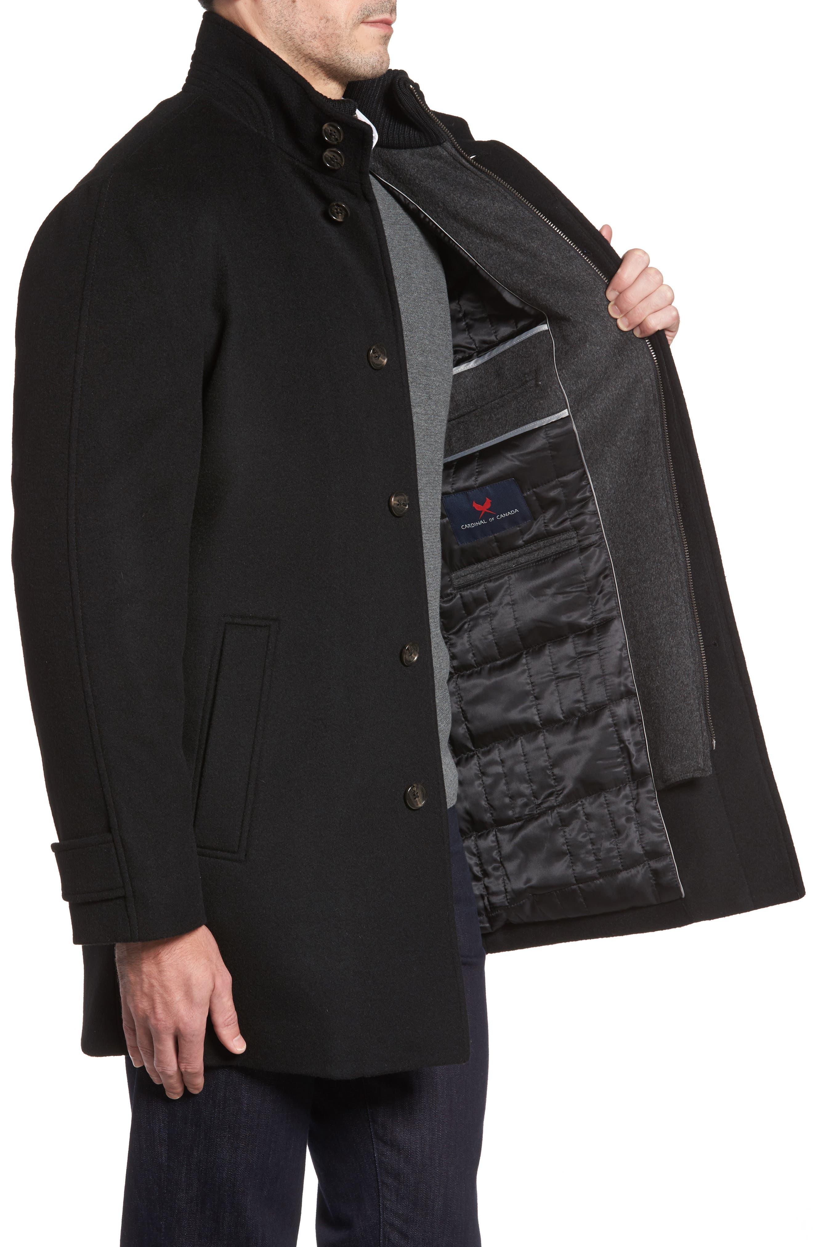 Alternate Image 3  - Cardinal of Canada Wool Jacket