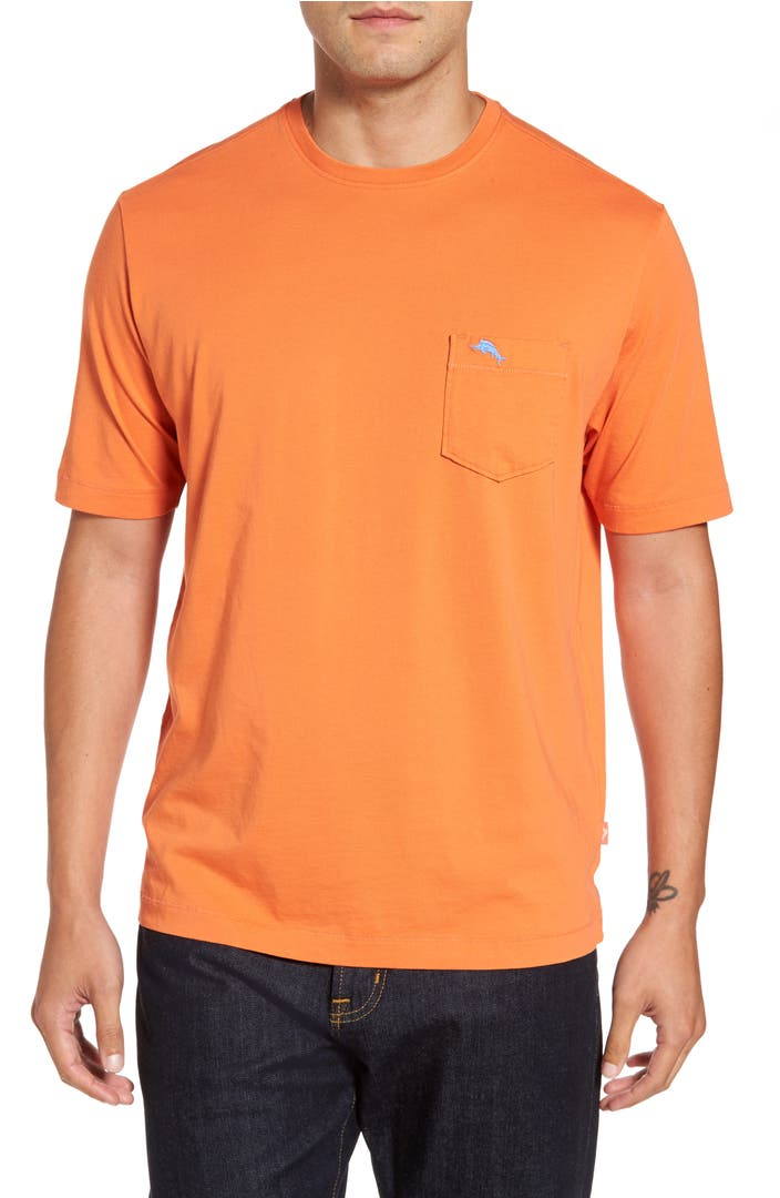 Tommy bahama new bali sky pima cotton pocket t shirt for Pima cotton tee shirts