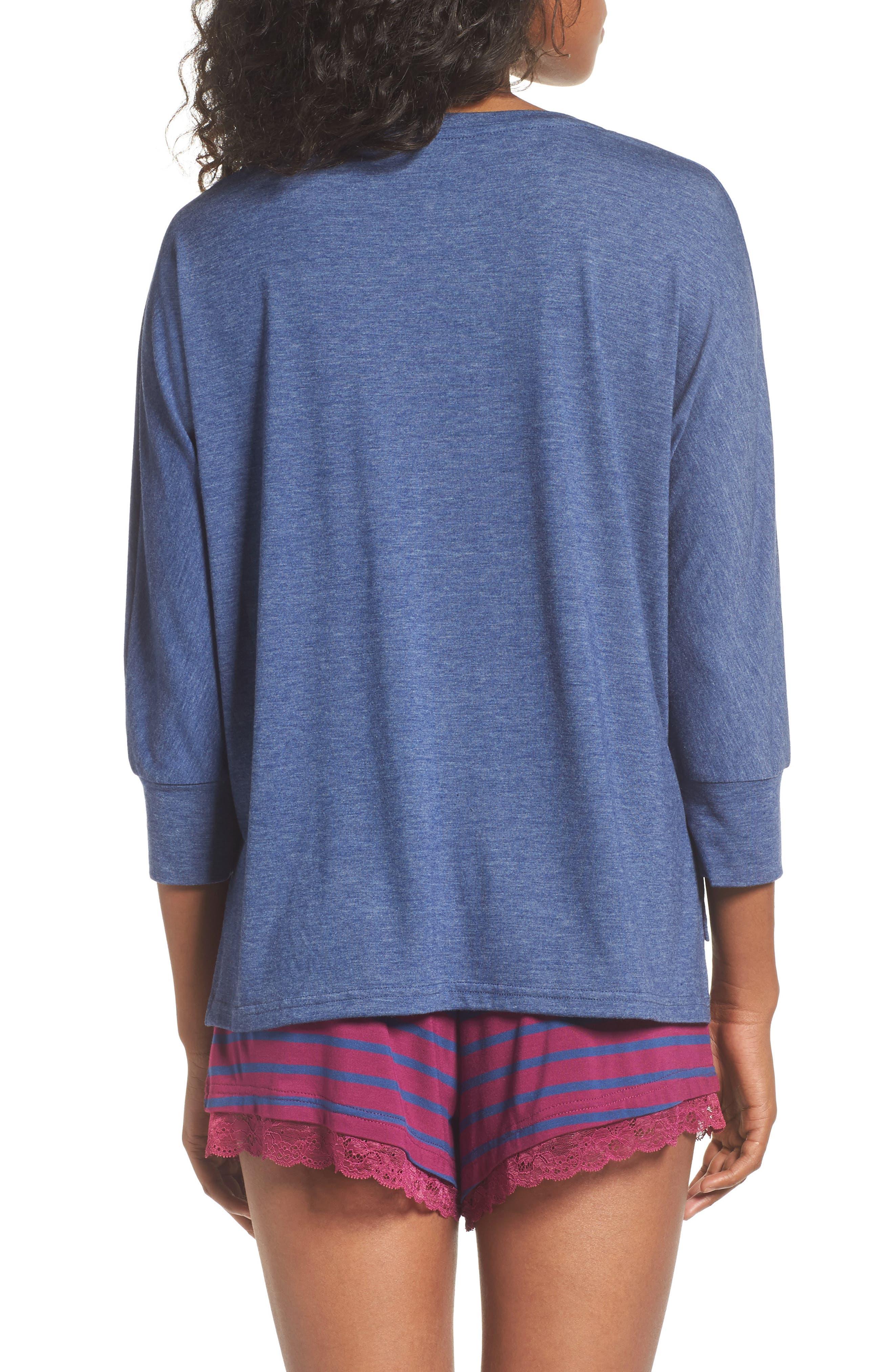 Alternate Image 2  - Honeydew Short Pajamas
