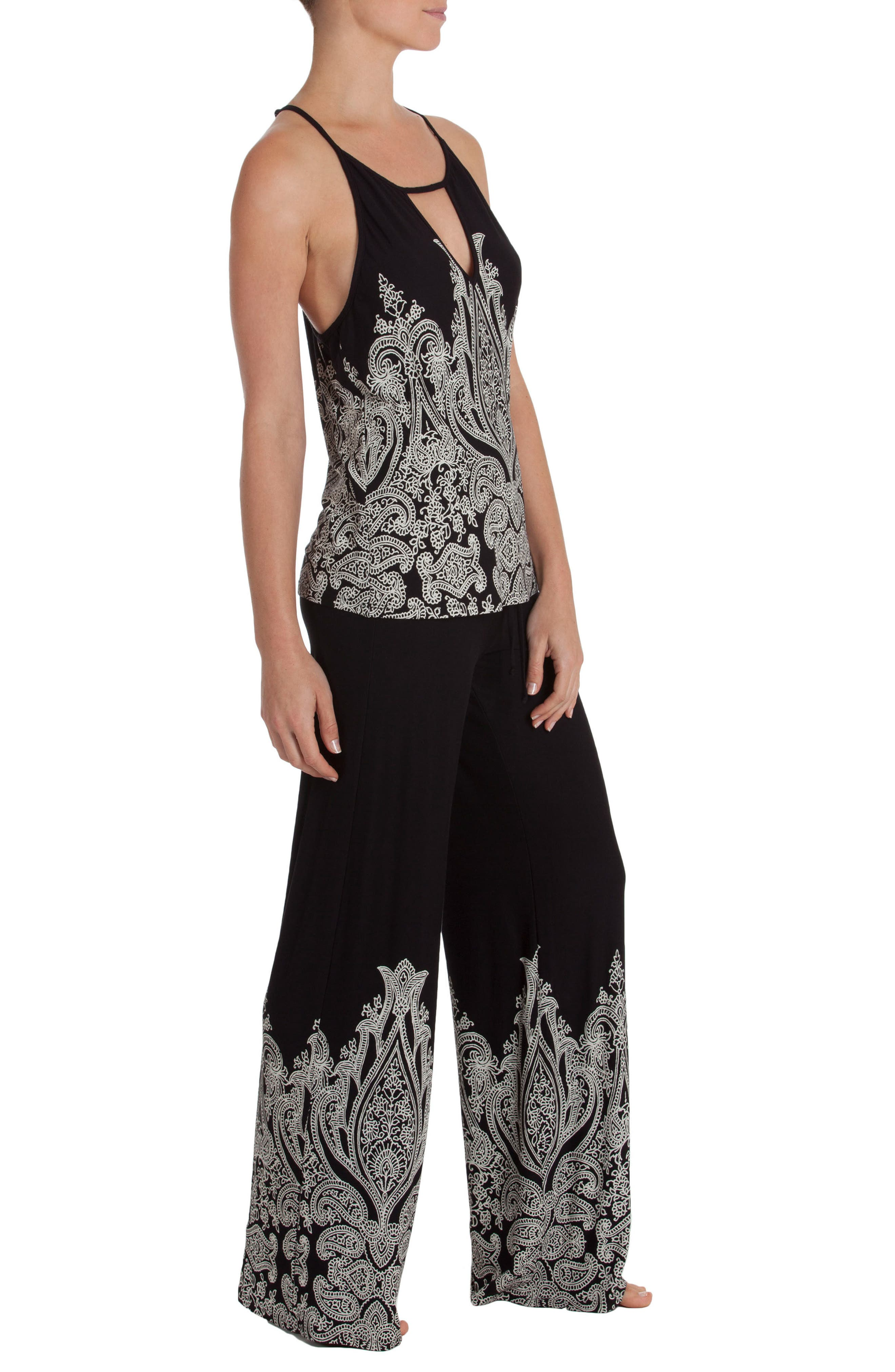 Alternate Image 3  - In Bloom by Jonquil Camisole Pajamas