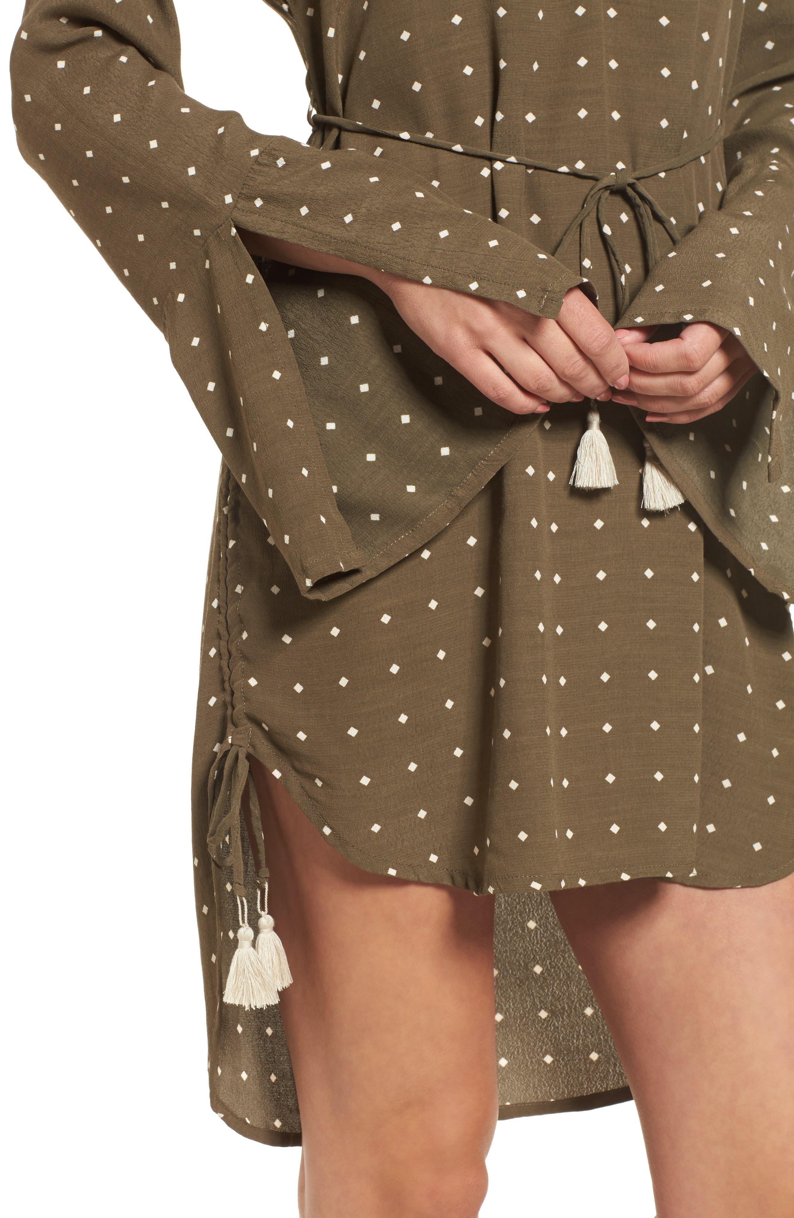 Alternate Image 5  - FAITHFULL THE BRAND Neroli Shirtdress