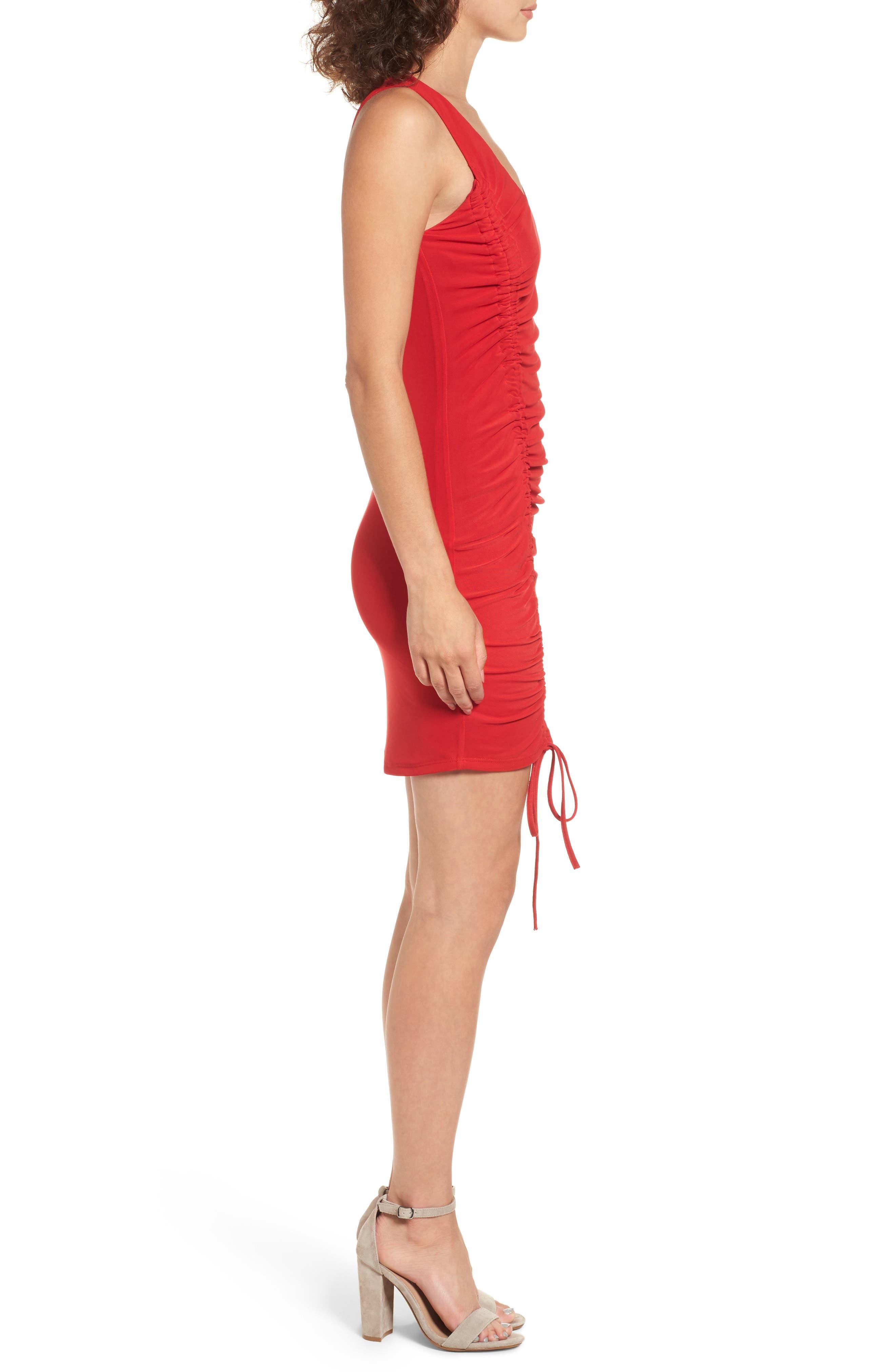 Alternate Image 3  - Ruched Dress
