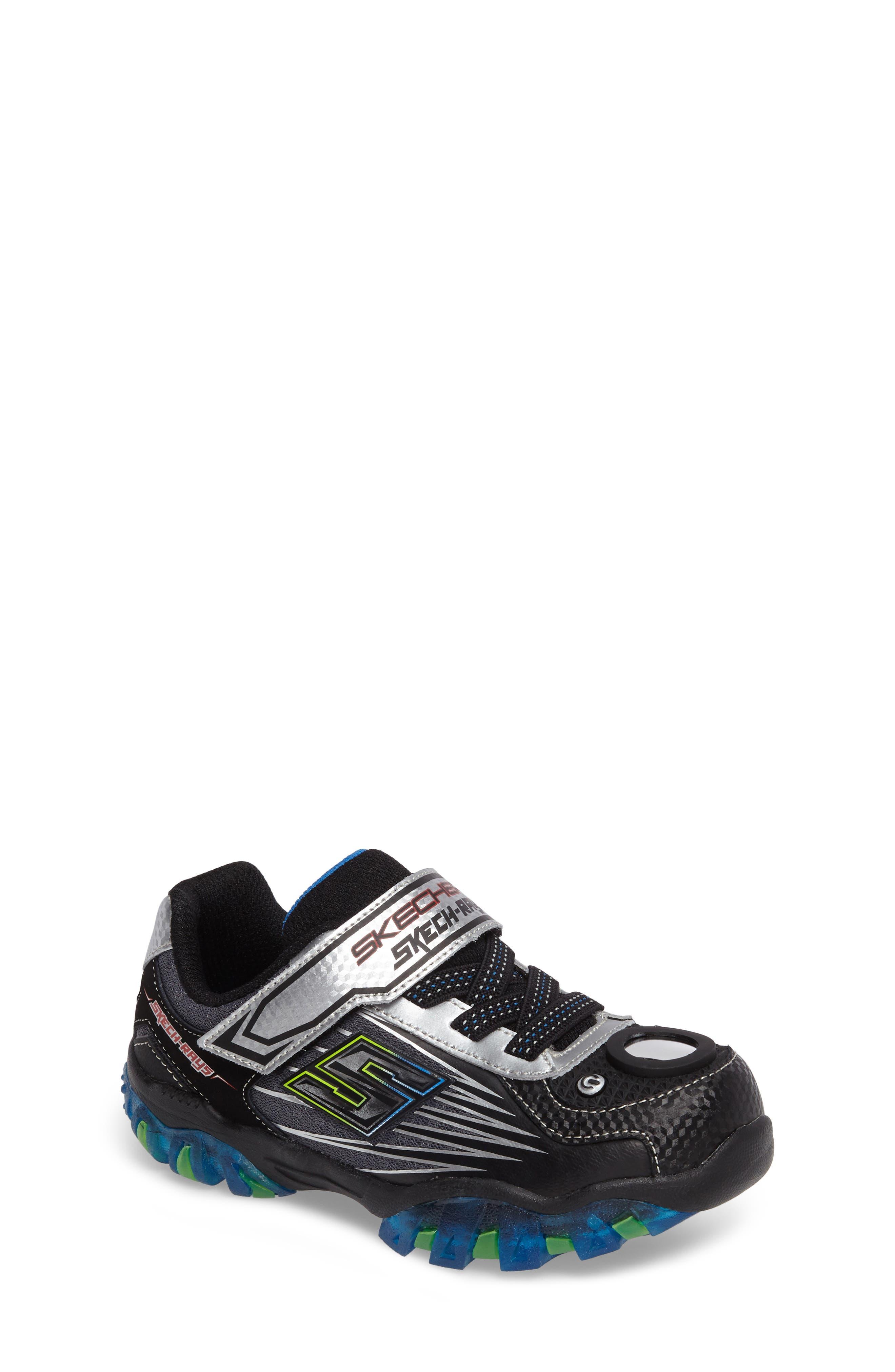 skechers shoes for boys. skechers skech-rays street lightz 2.0 light-up sneaker (toddler \u0026 little kid skechers shoes for boys